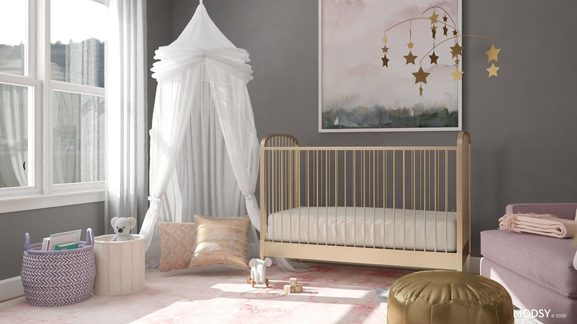 Nursery For Sweet Dreams