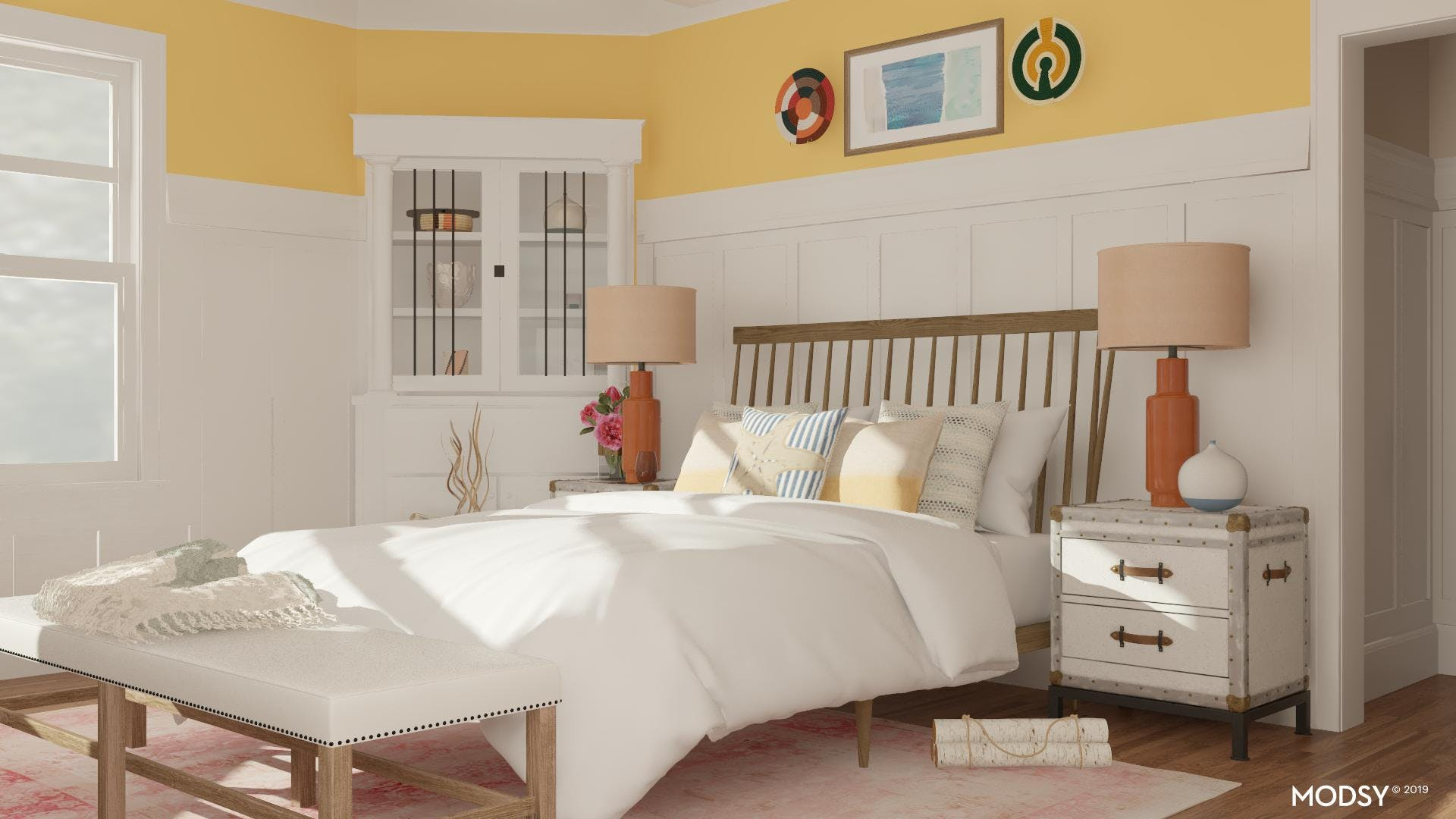 Sunshine Coastal Bedroom