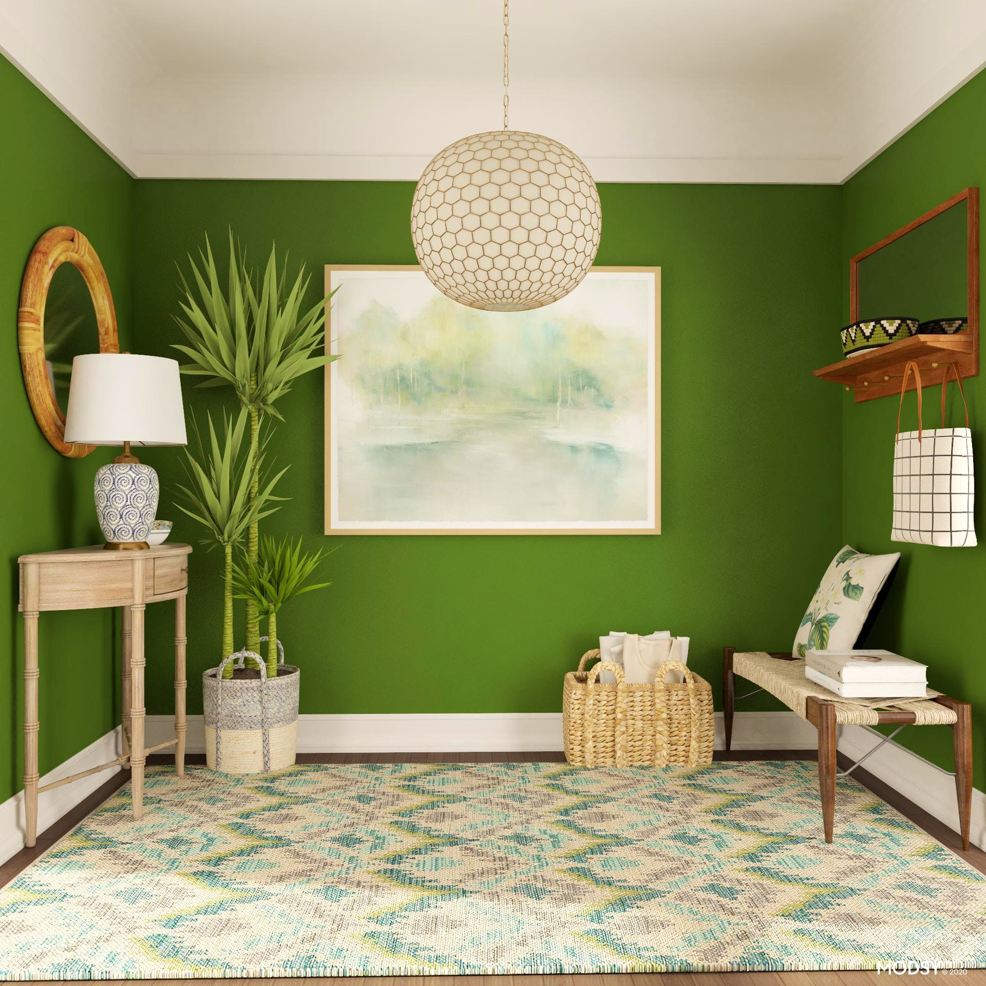 Eclectic Entry Envy