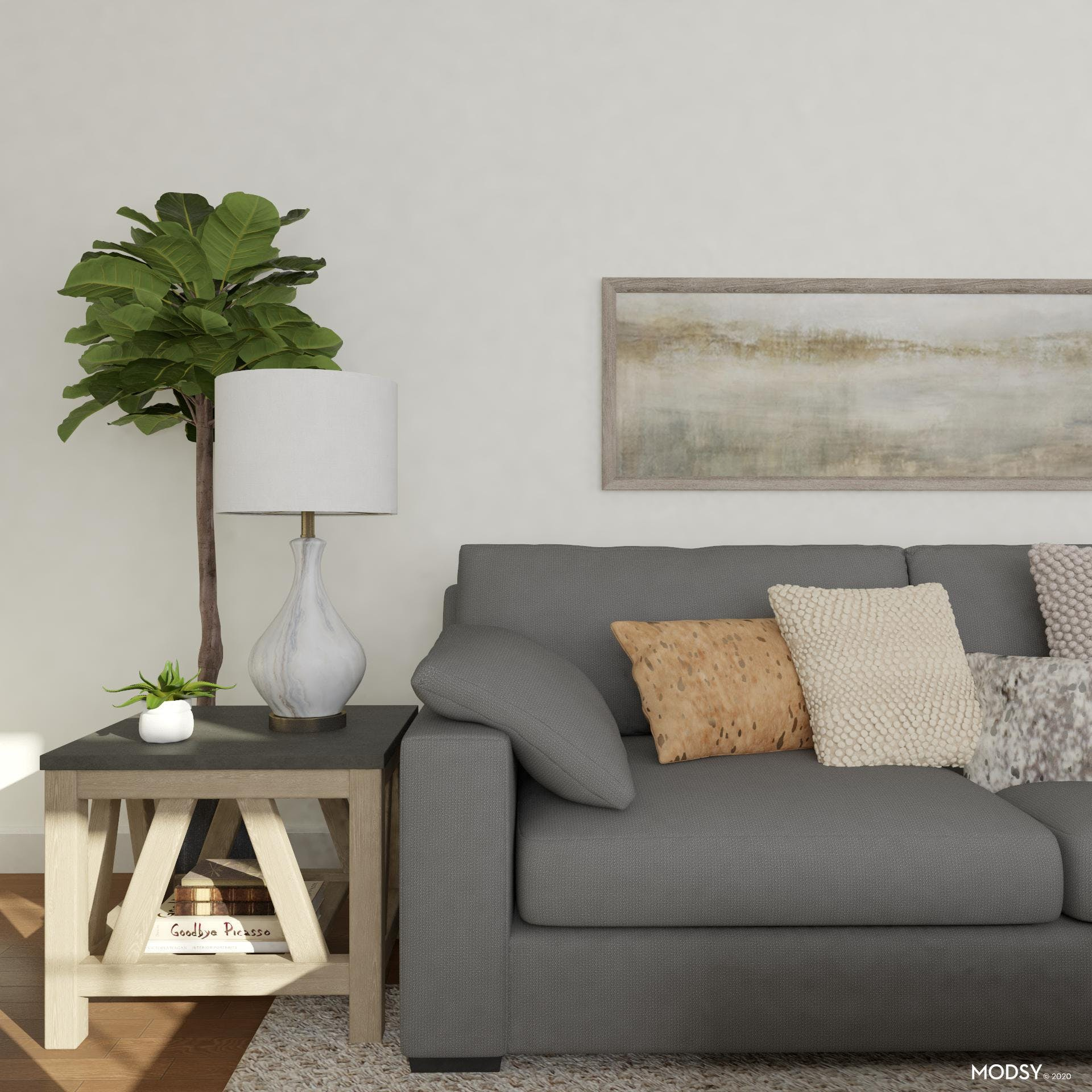 Gather Here: Living Room