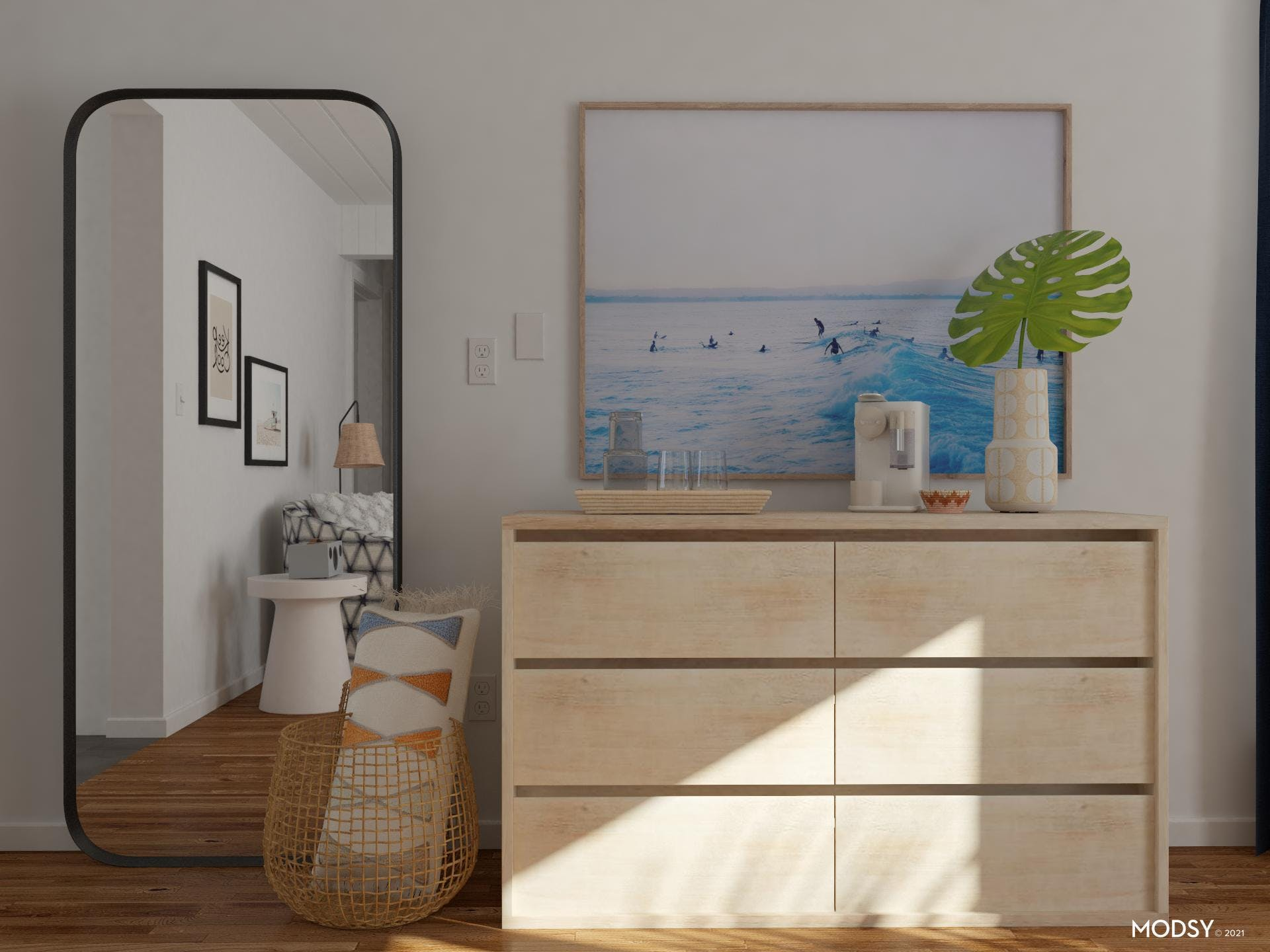 A Dresser With Purpose