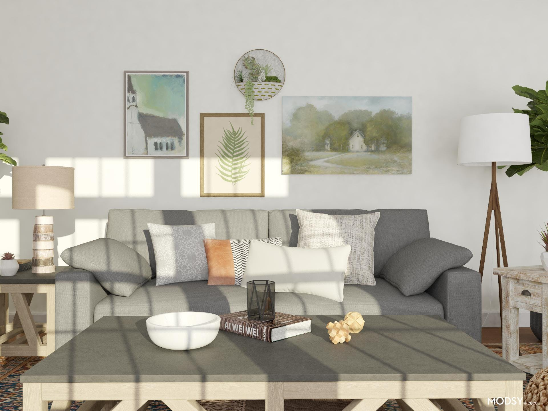 Accents Abound: Rustic Style