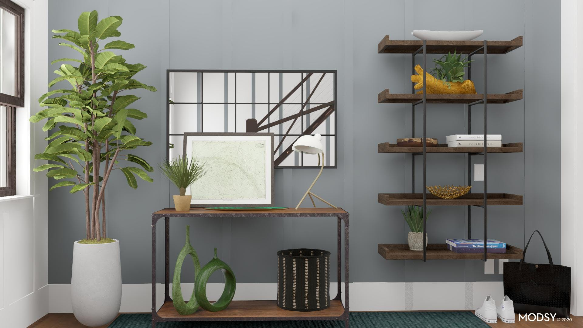 Industrial Design; Welcoming Vibes