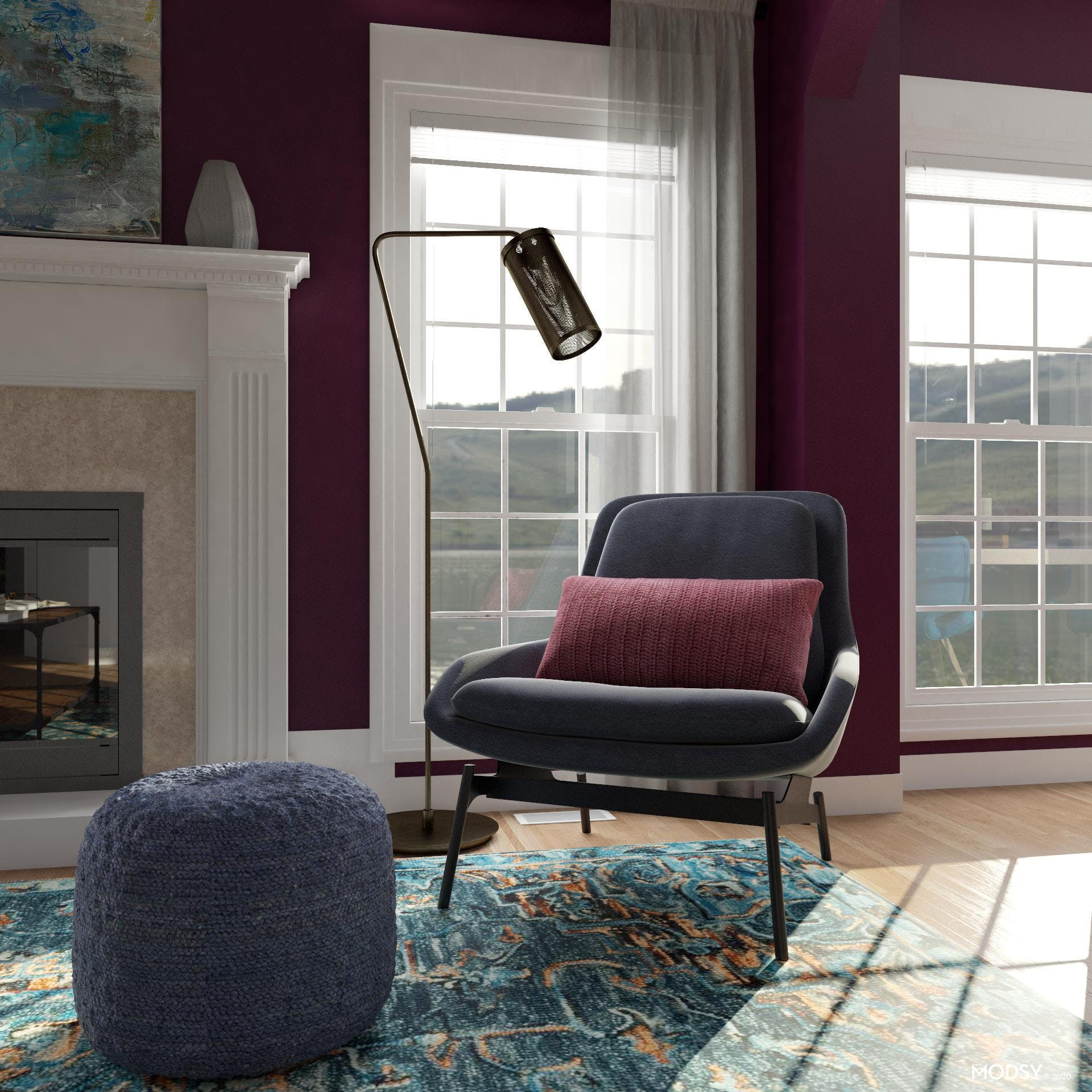 Comfortable Accent Seating