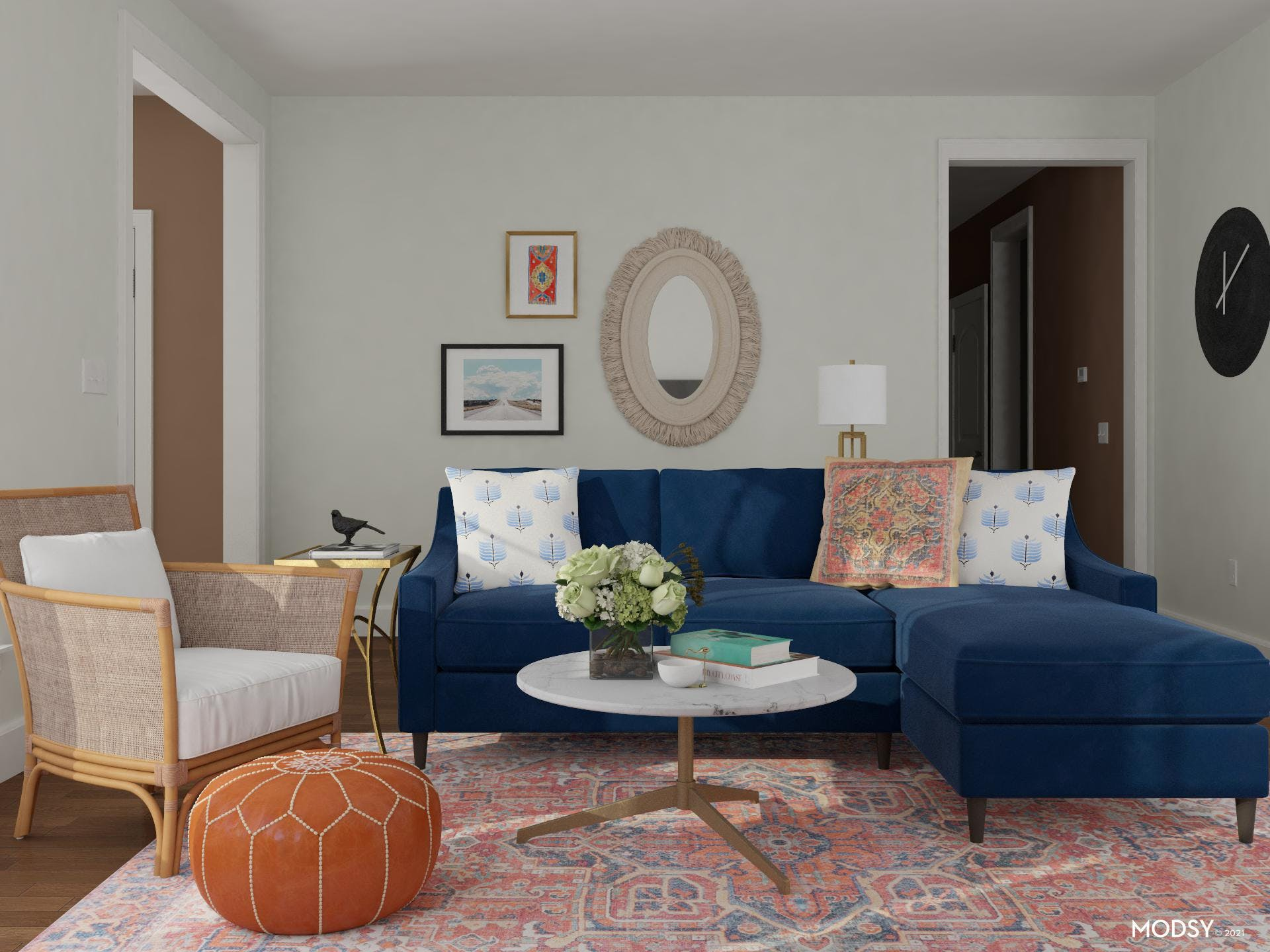 Eclectic And Elegant
