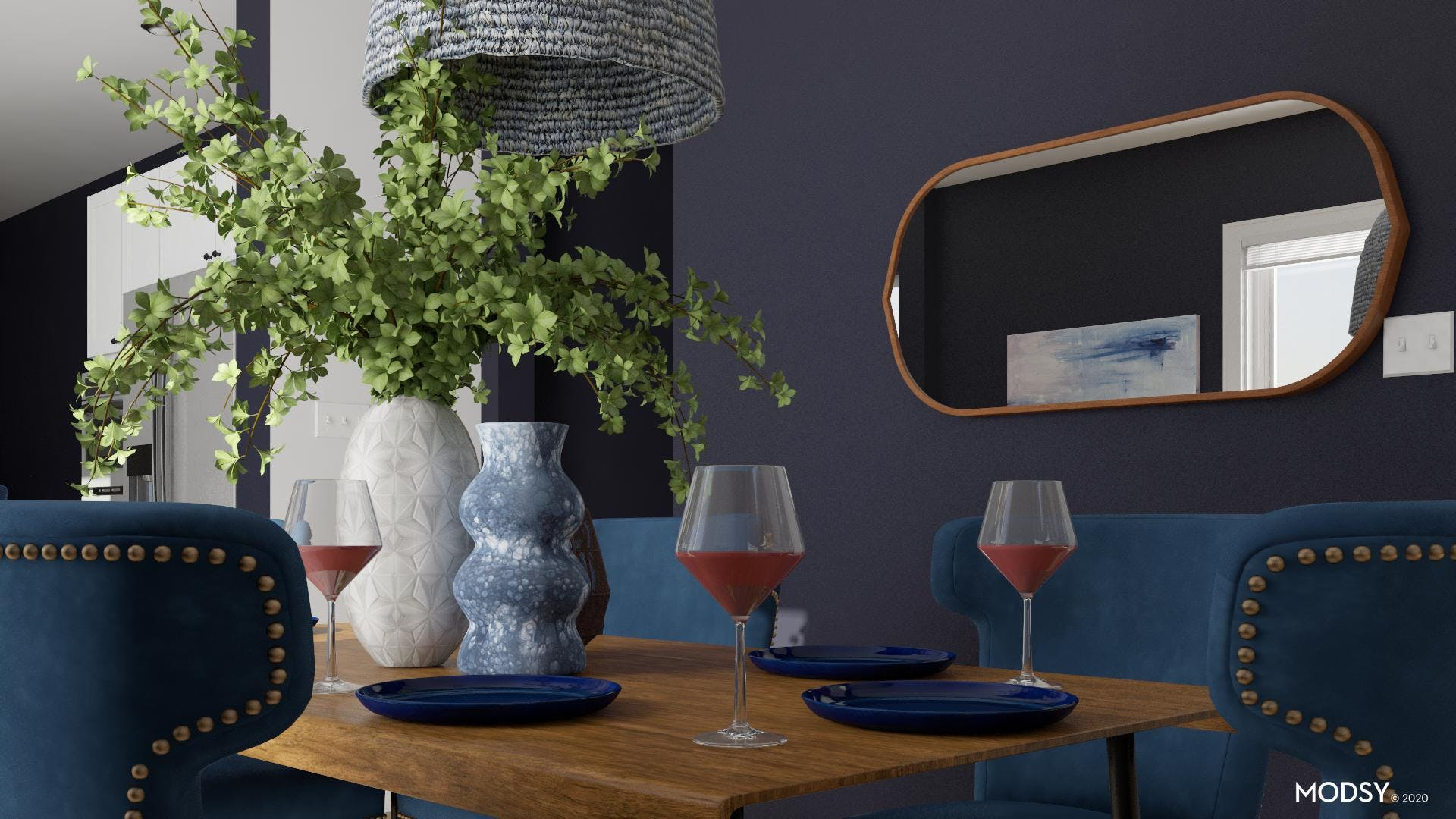 Blue Eclectic Dining