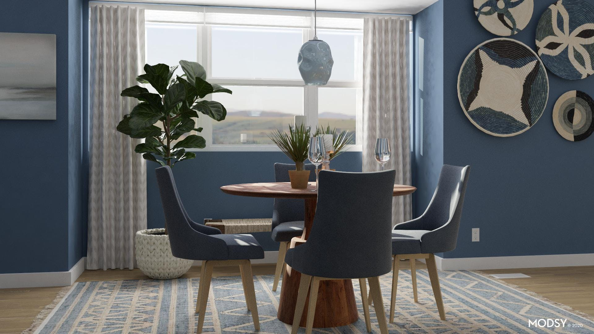 Gather Around: Eclectic Dining