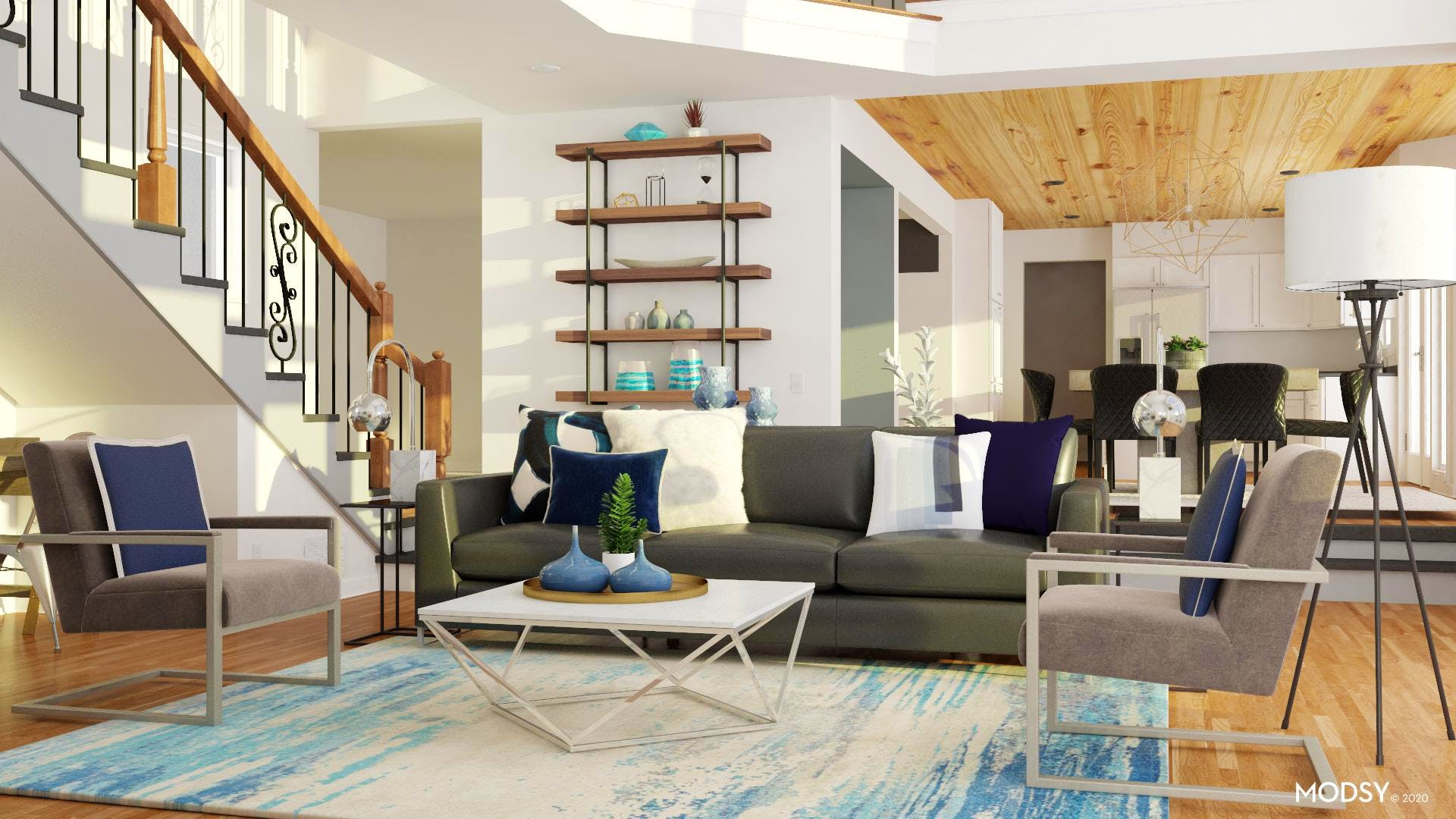 Right Angles: Modern Look