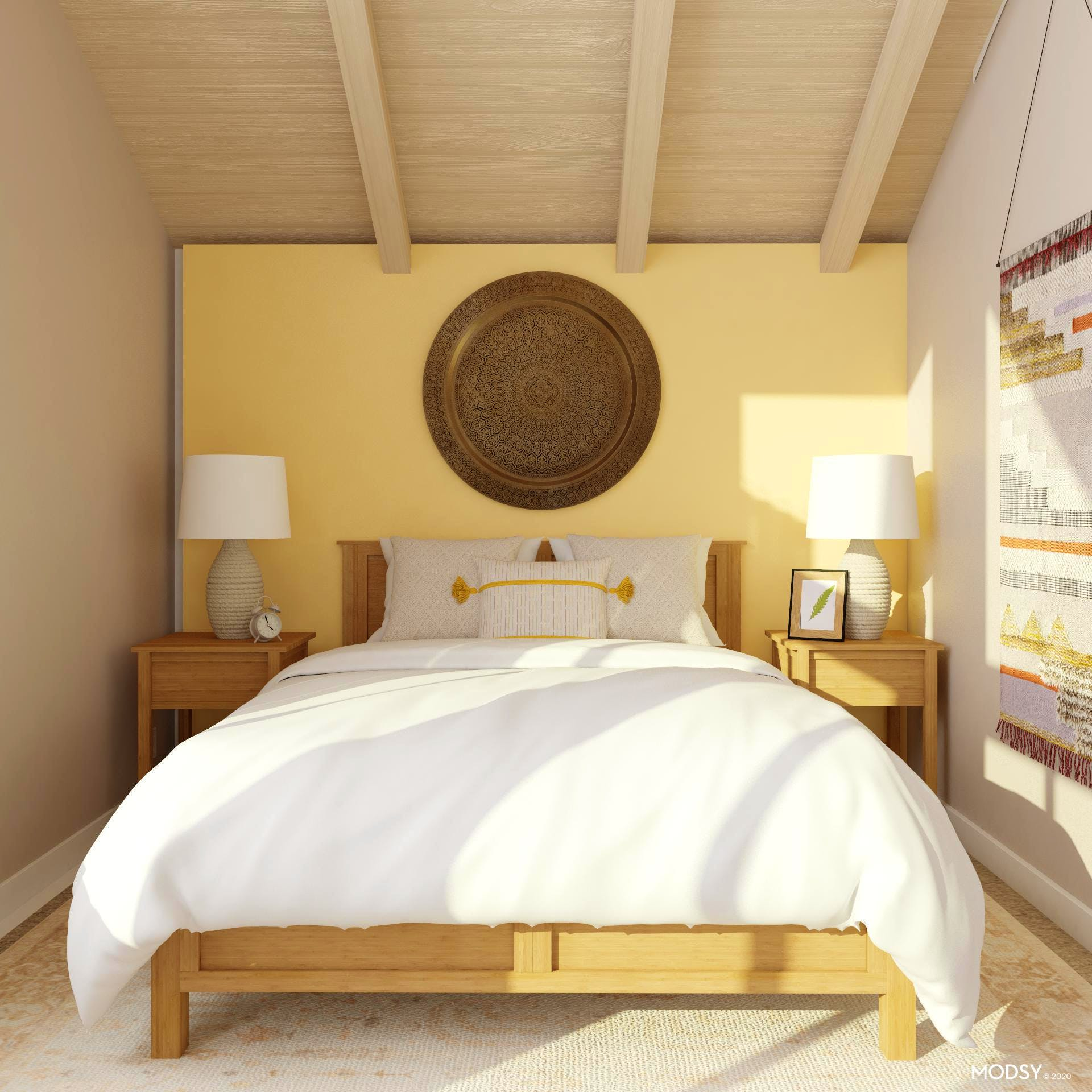 Stay on the Sunny Side Bedroom
