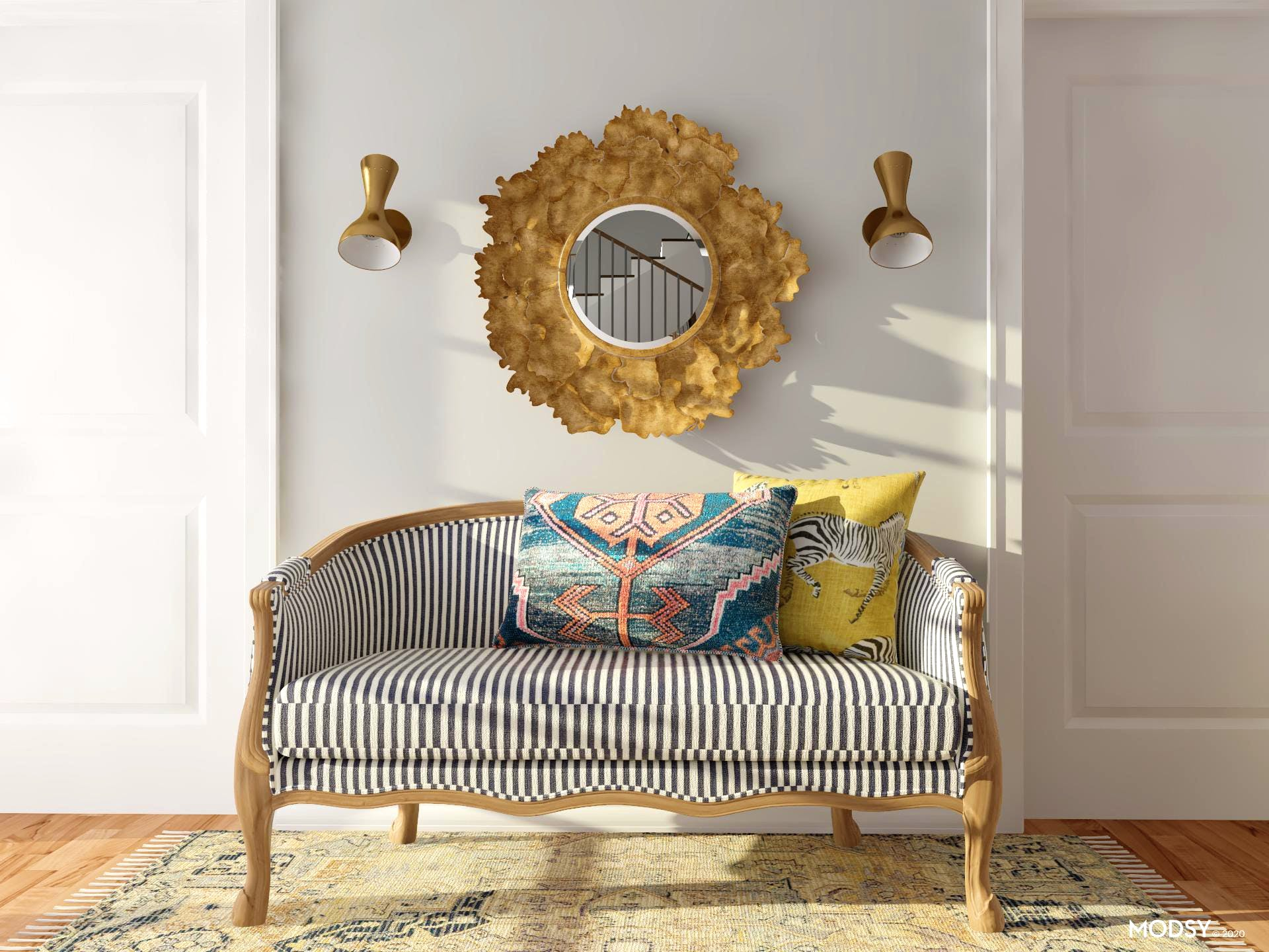 The Perfect Mix Of Eclectic
