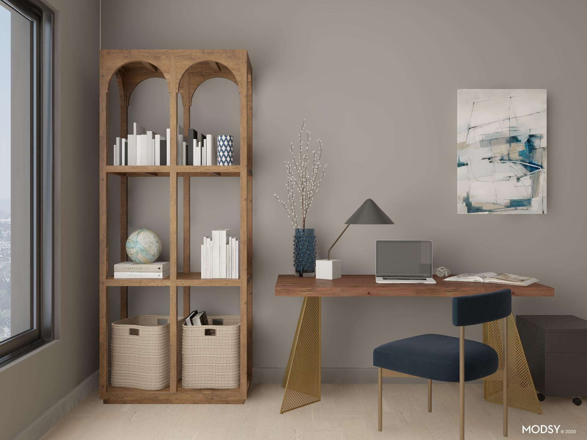 Find Home Office Design Ideas At Modsy