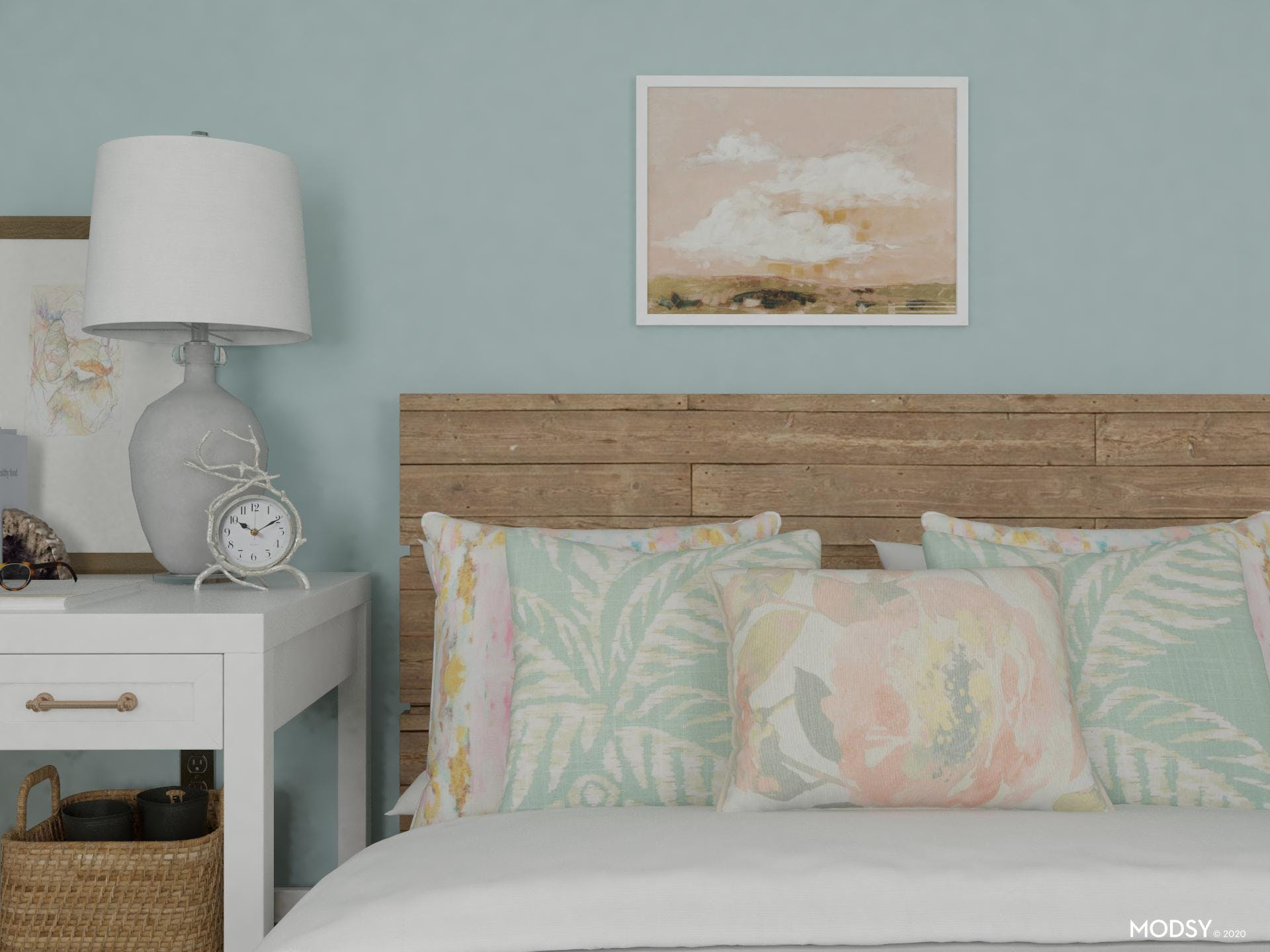 Perfect Bedroom: Work And Relax