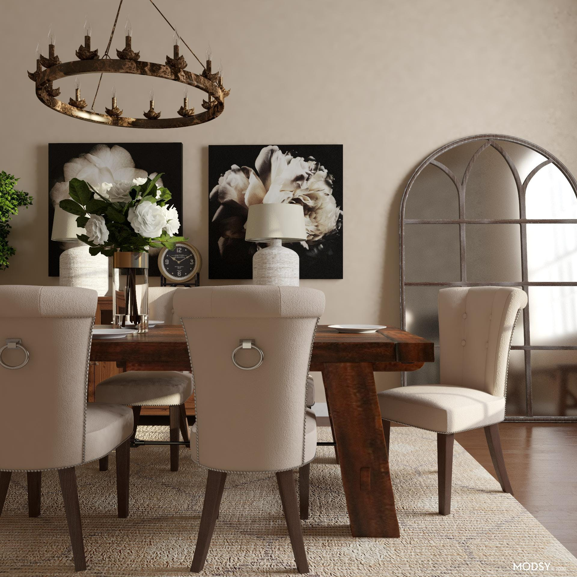 Timeless Traditional Dining Room Design
