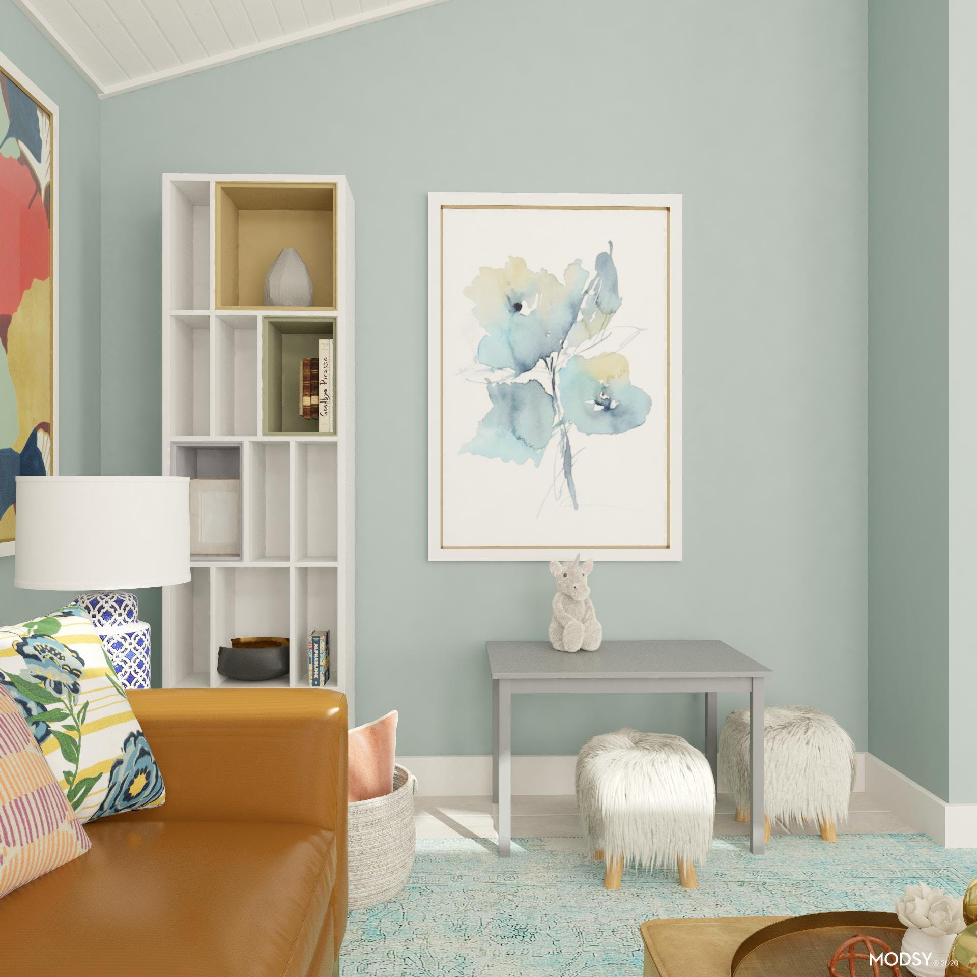 Play Area: Living Room