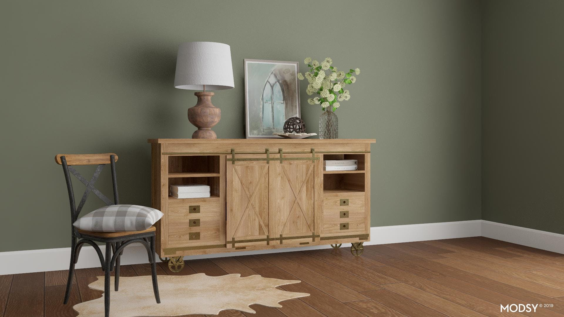 The Statement Sideboard