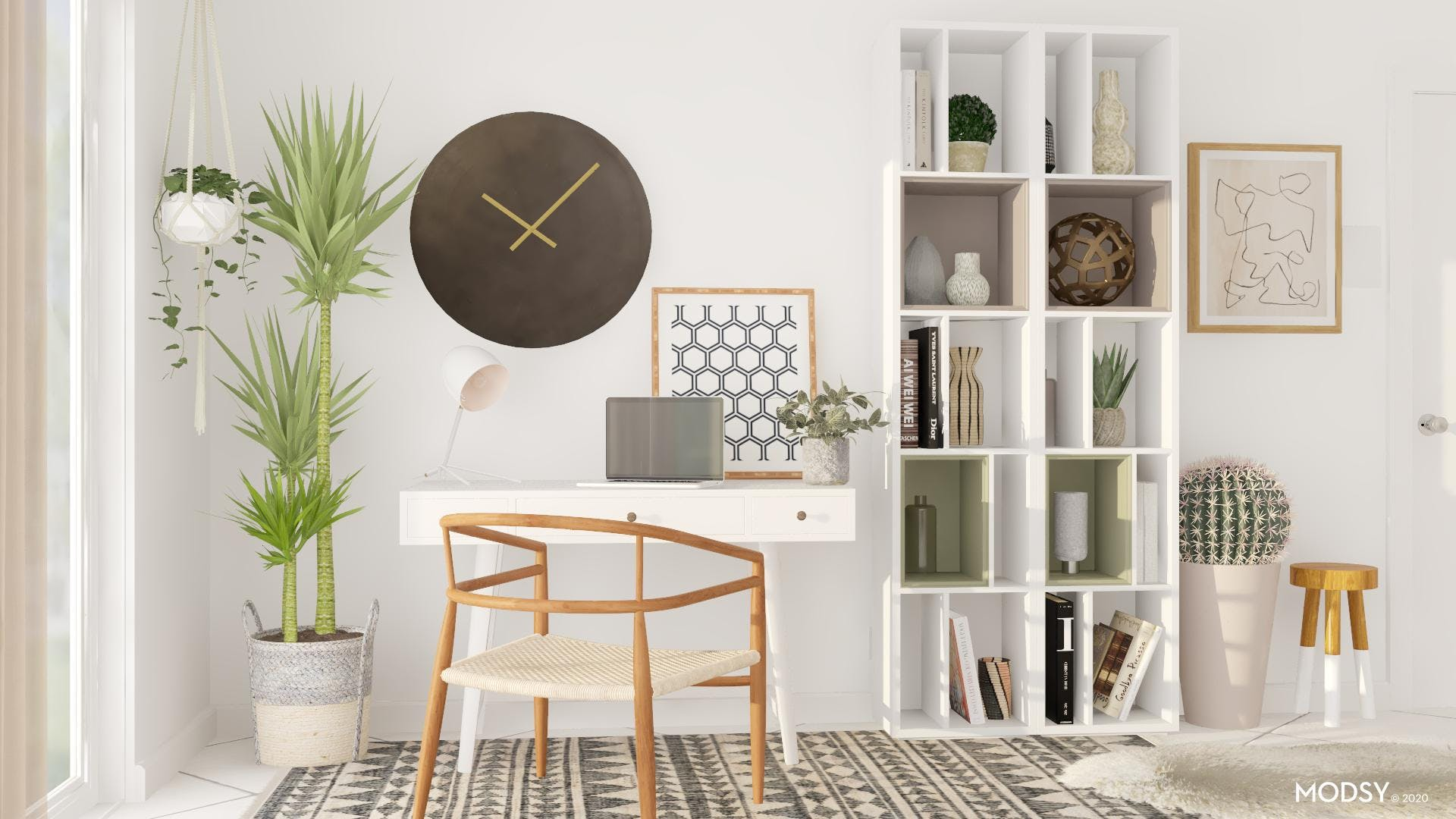 Rustic Mixed with Minimalism