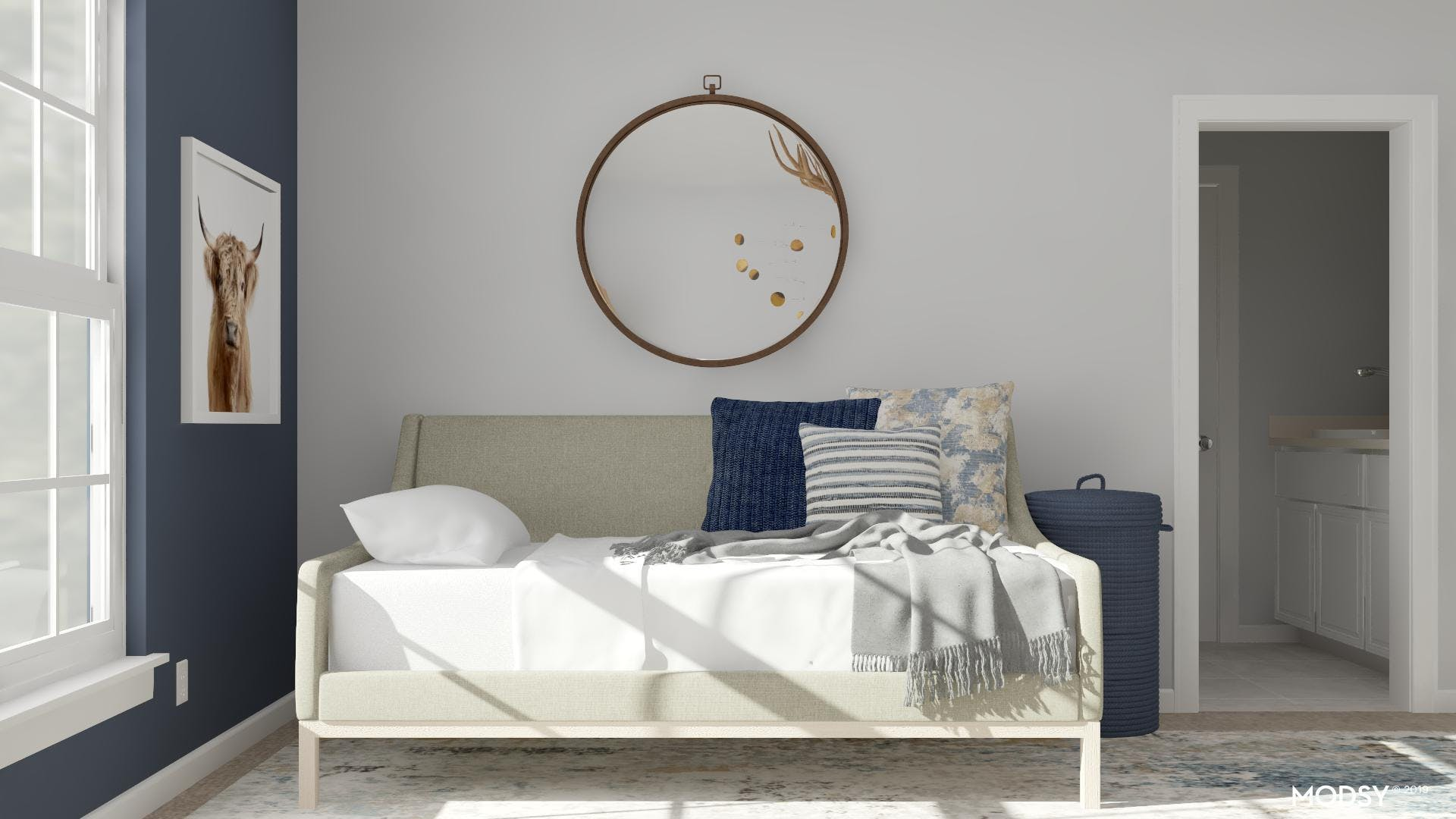 A Daybed for Long Nights