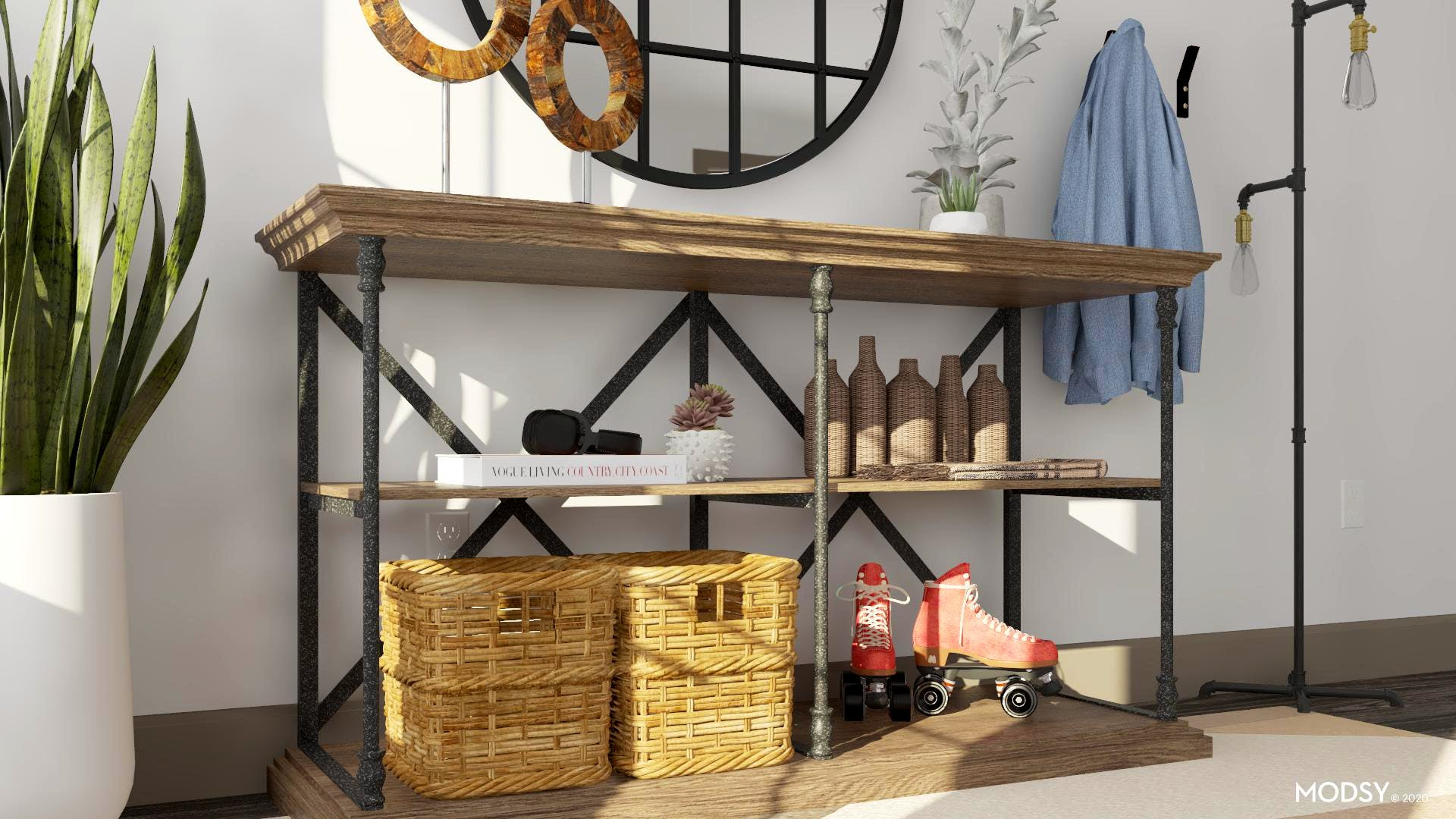 Accessories That Pop: Industrial Entry!