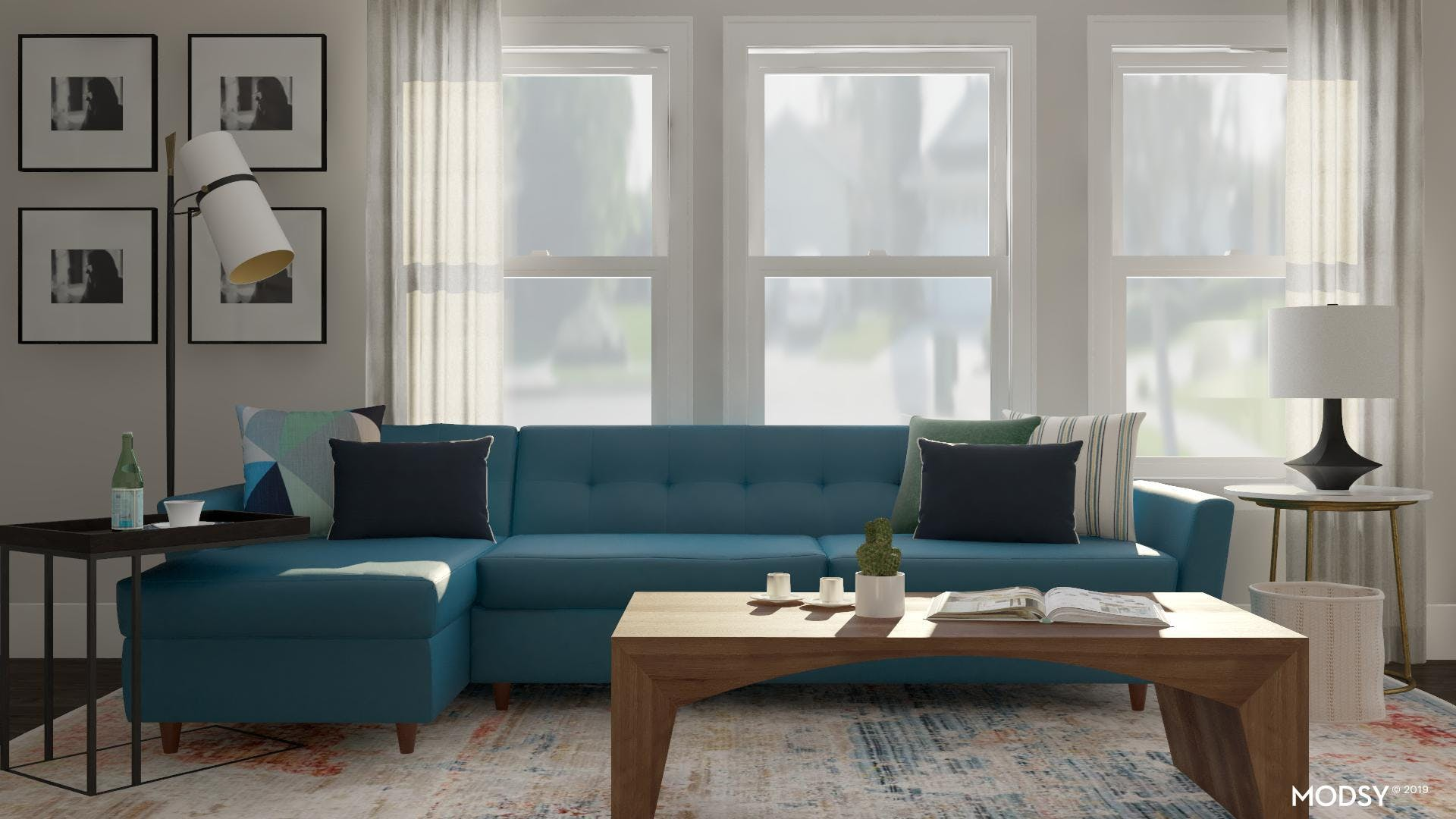 Get A Comfortable Sectional Integration