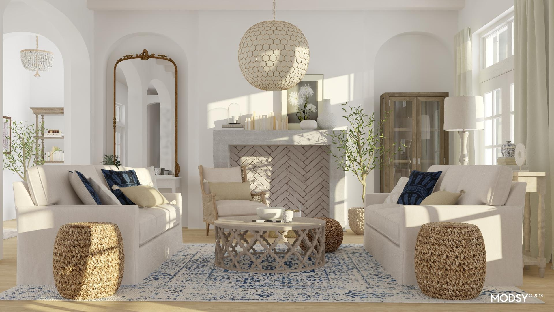 Arch Mirror Design Ideas And Styles From Modsy Designers
