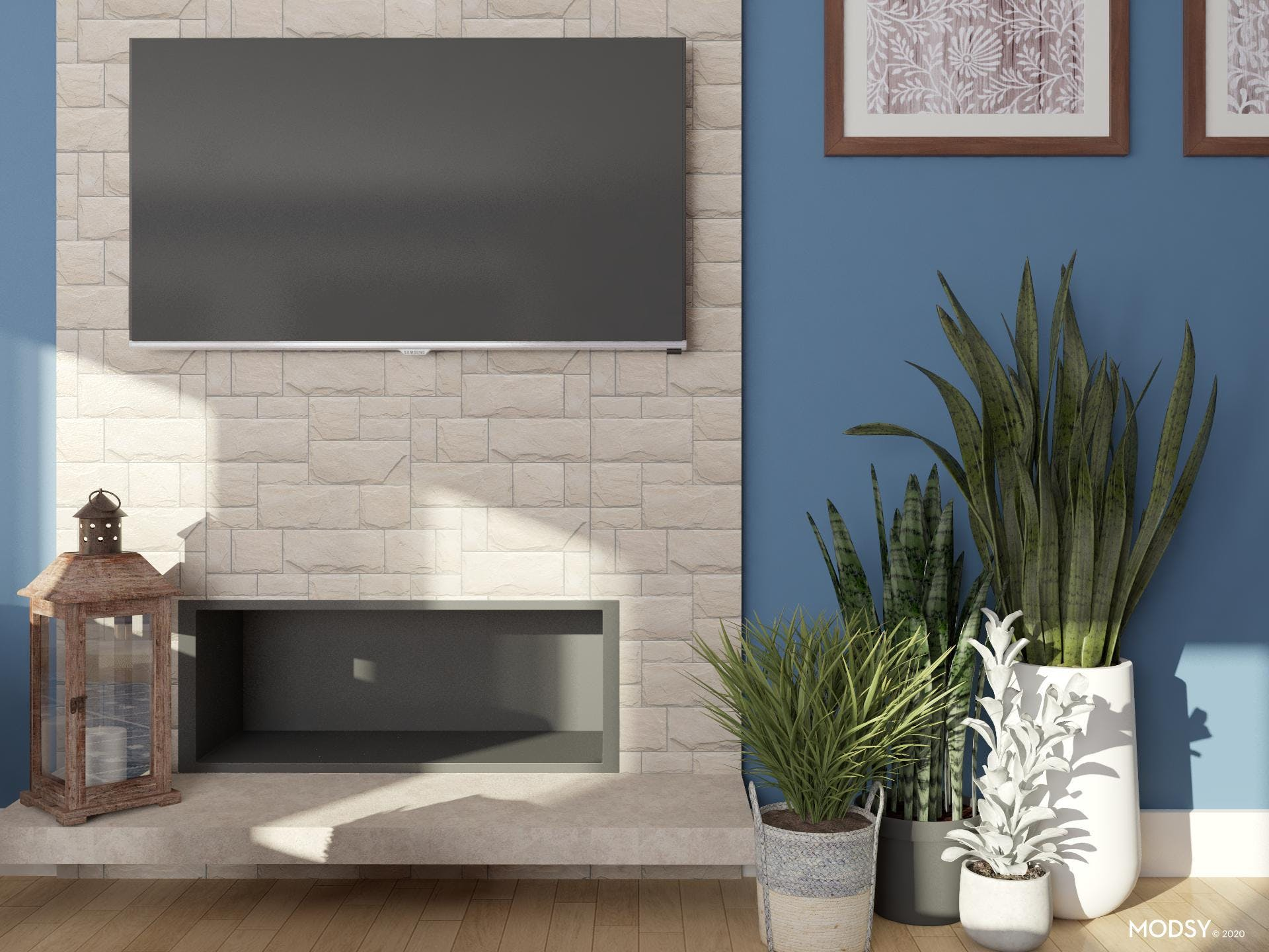 Focal Points: Living Room