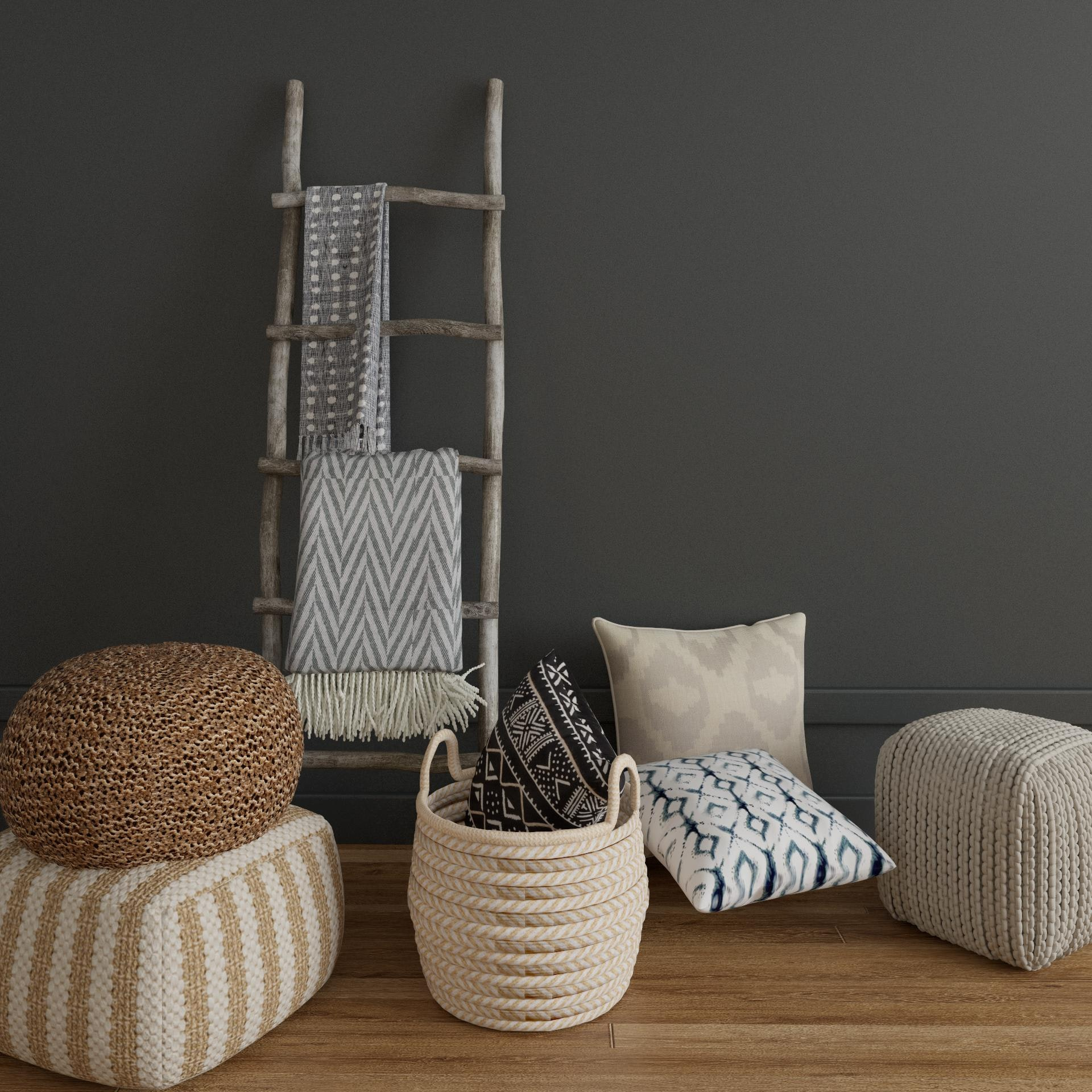 Blanket Ladder Design Ideas And Styles From Modsy Designers