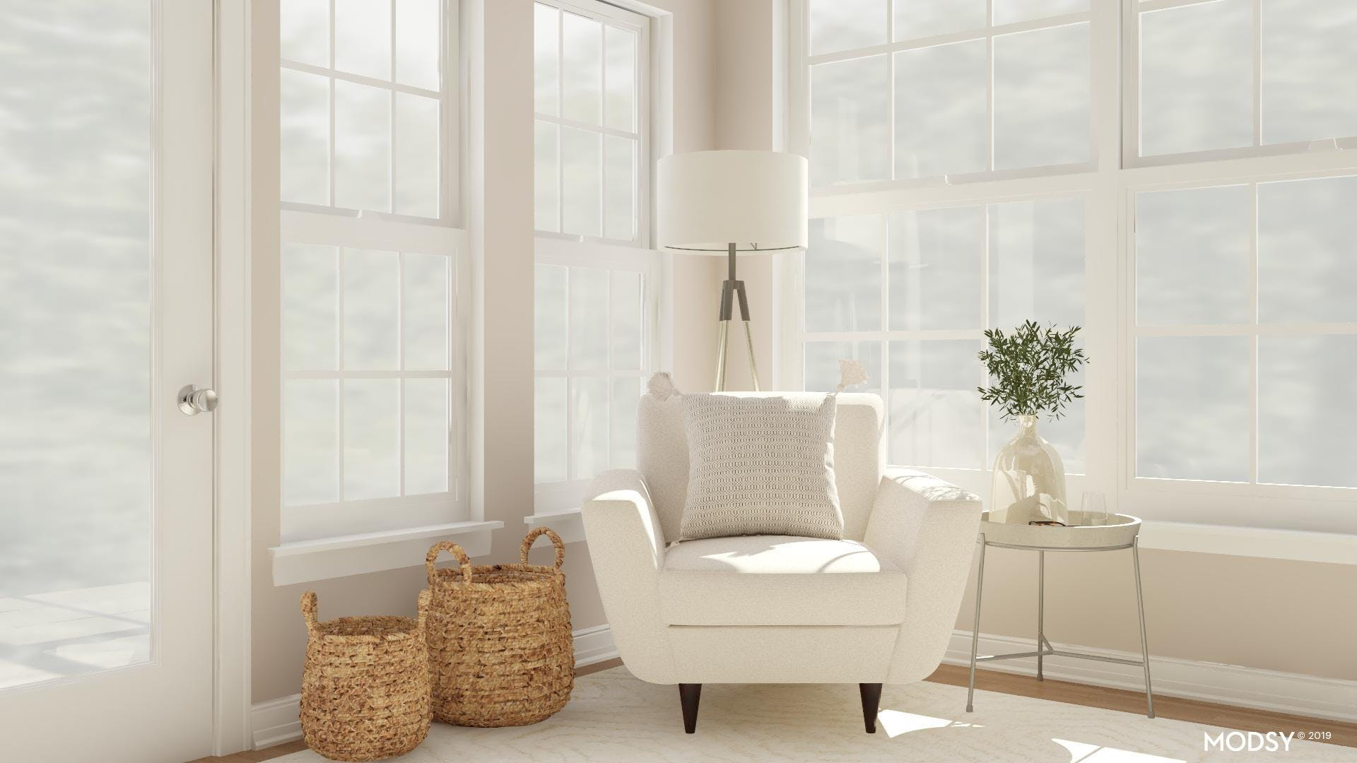Bright And Airy Comfort