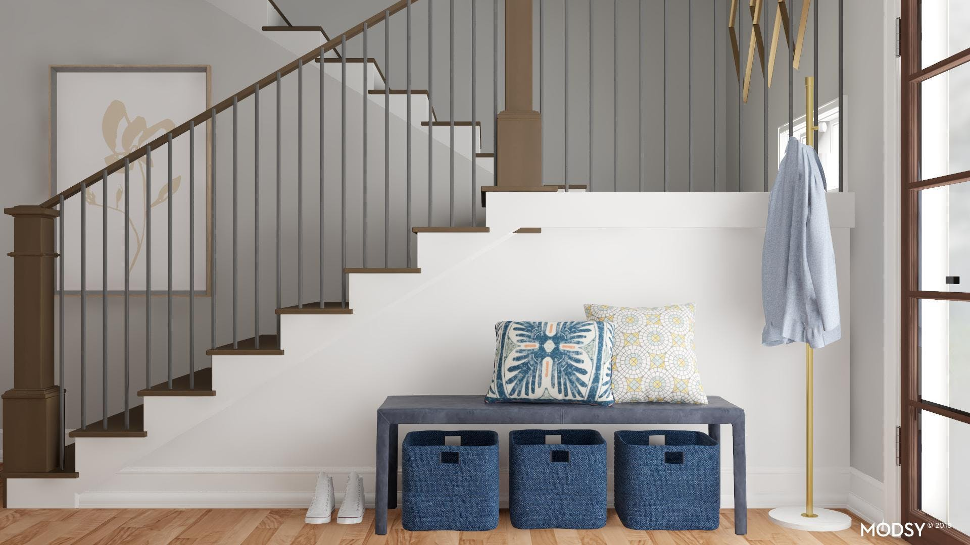 Entryway Bench Seating