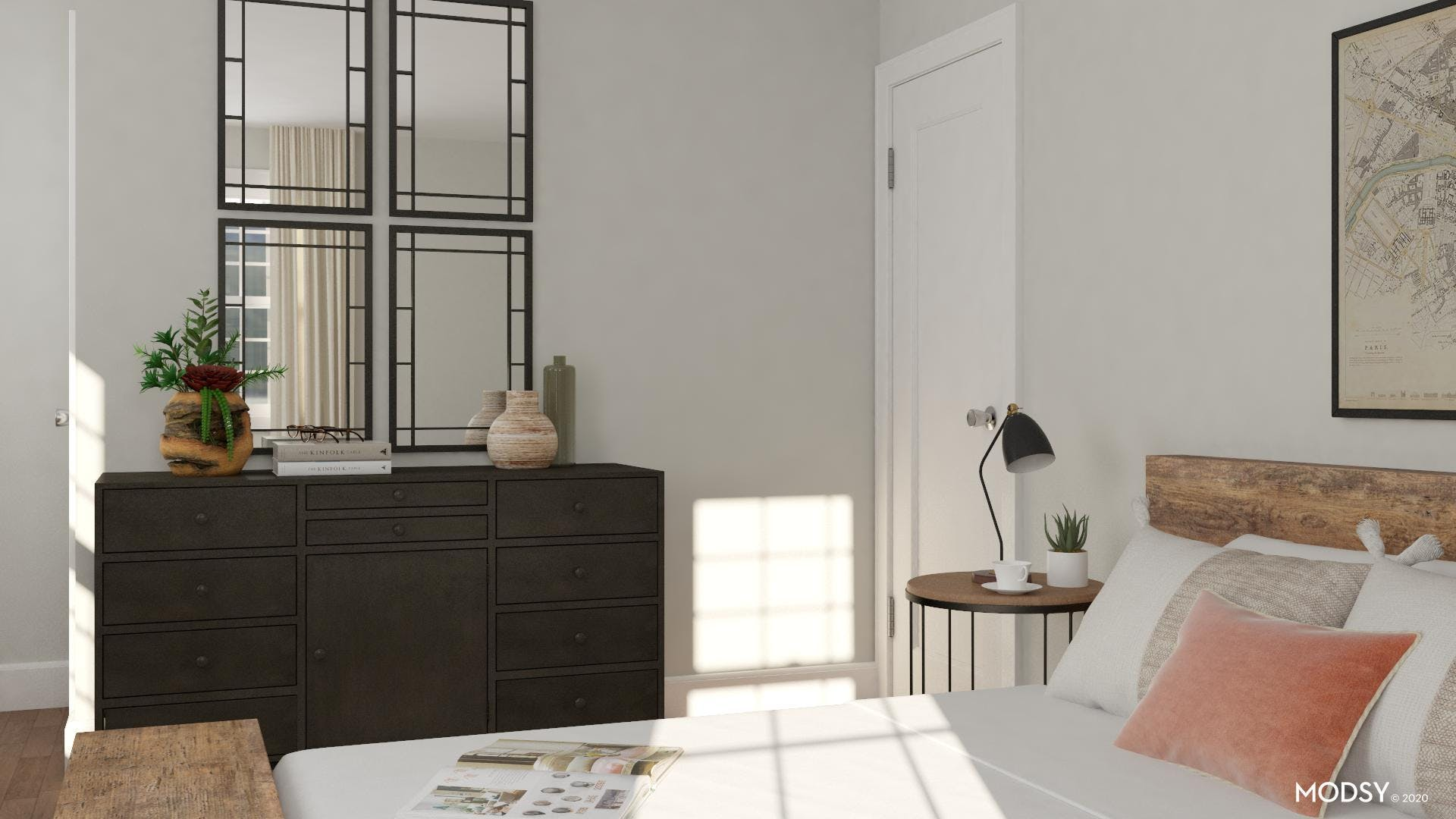 Dramatic Effect: Grouping Mirrors