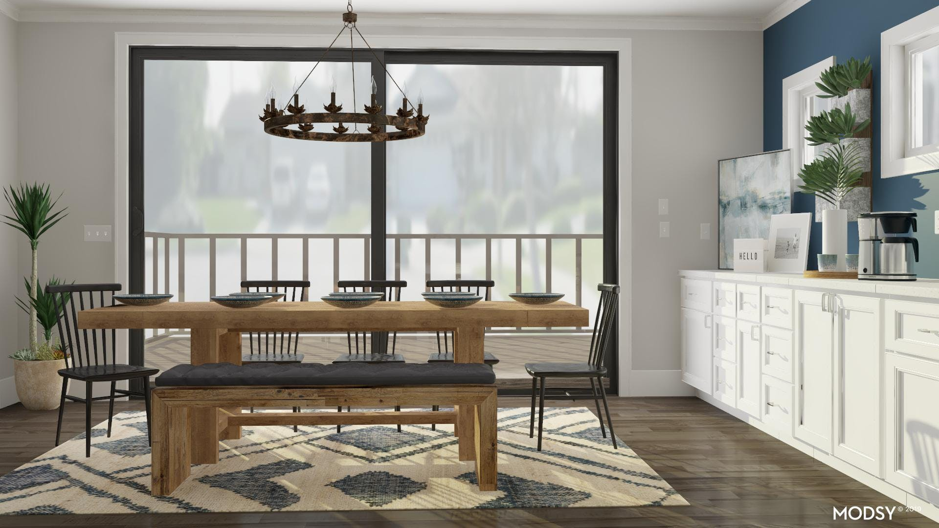 Kid-Friendly Seating in Your Dining Room
