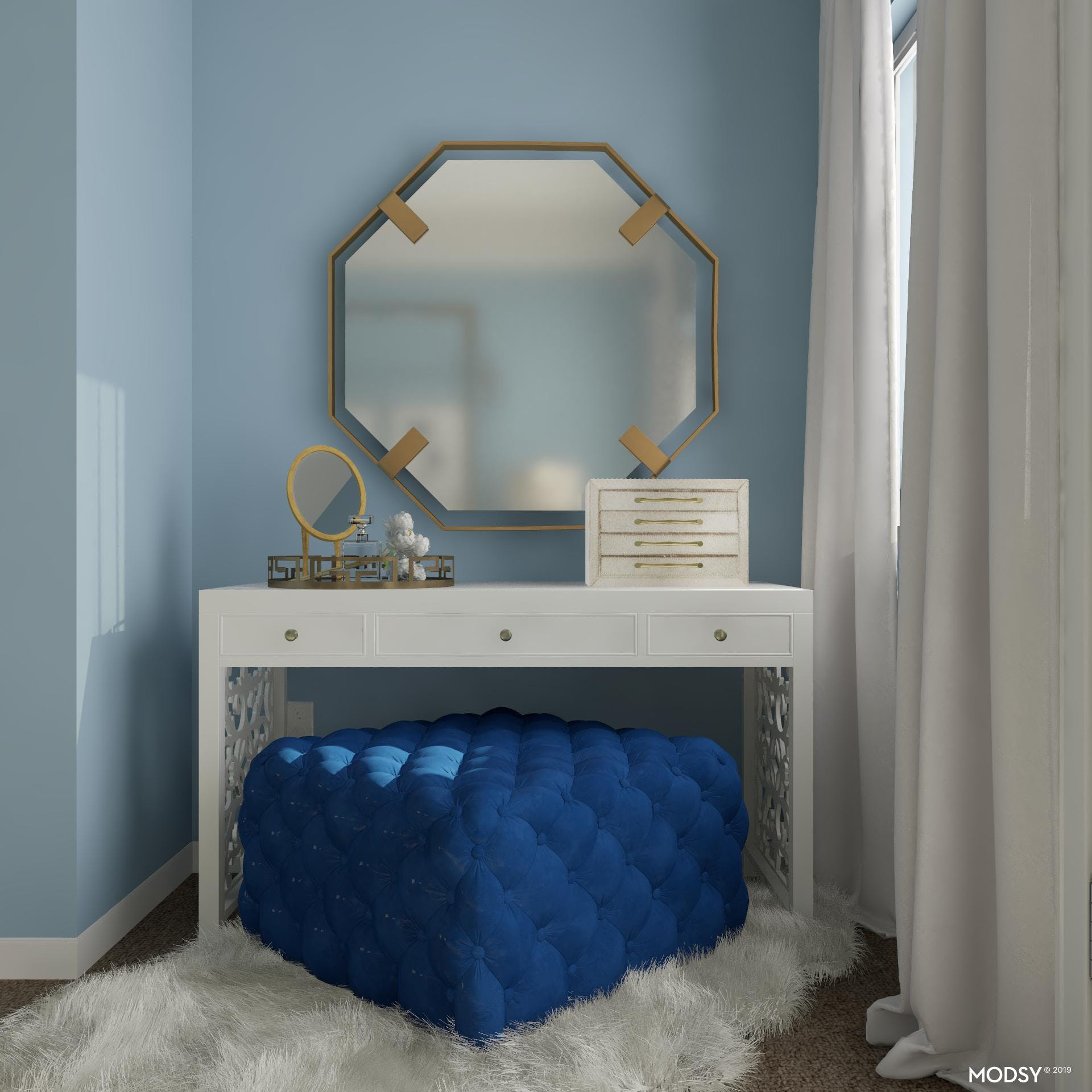Be Vain with This Vanity