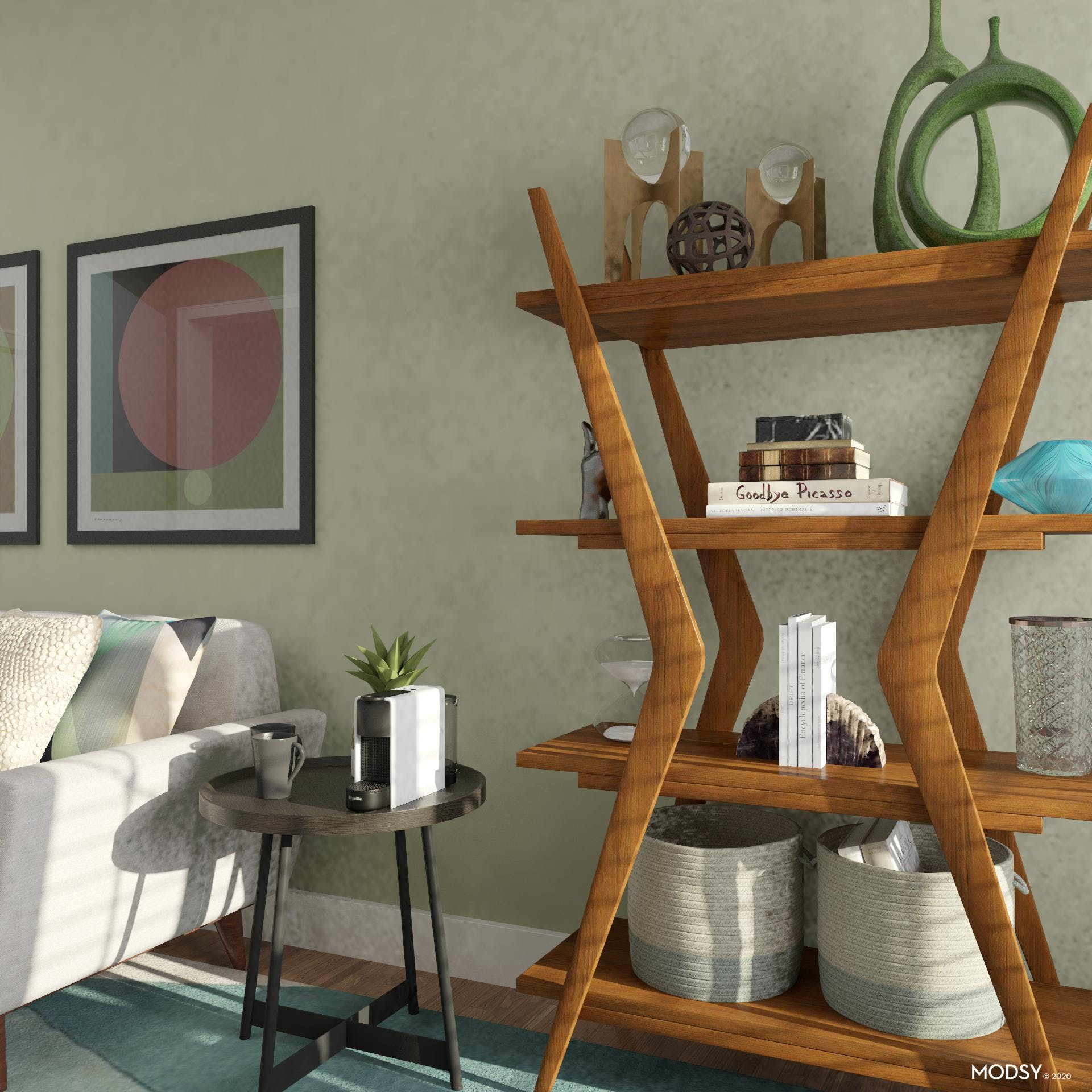 A Place For Things: Office Storage