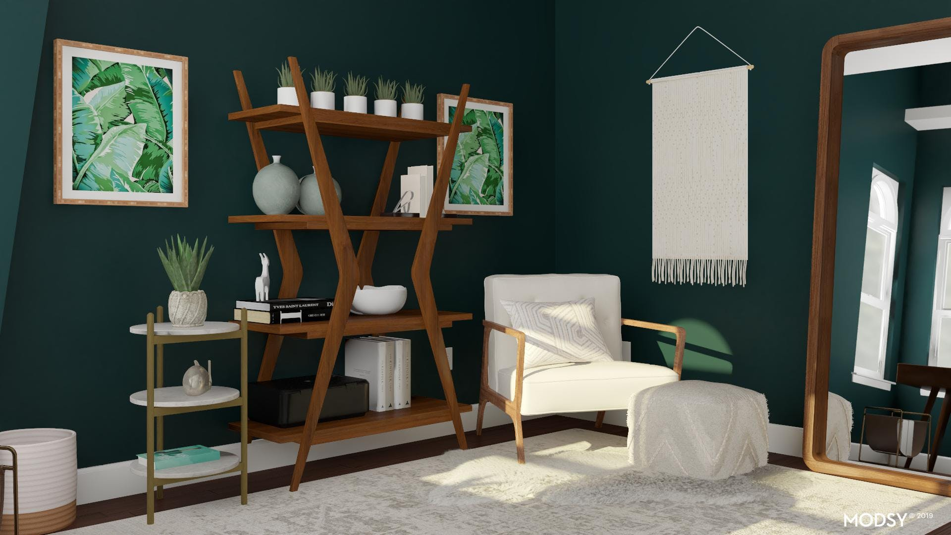 Complementing Wood-Tones For Your Color Scheme