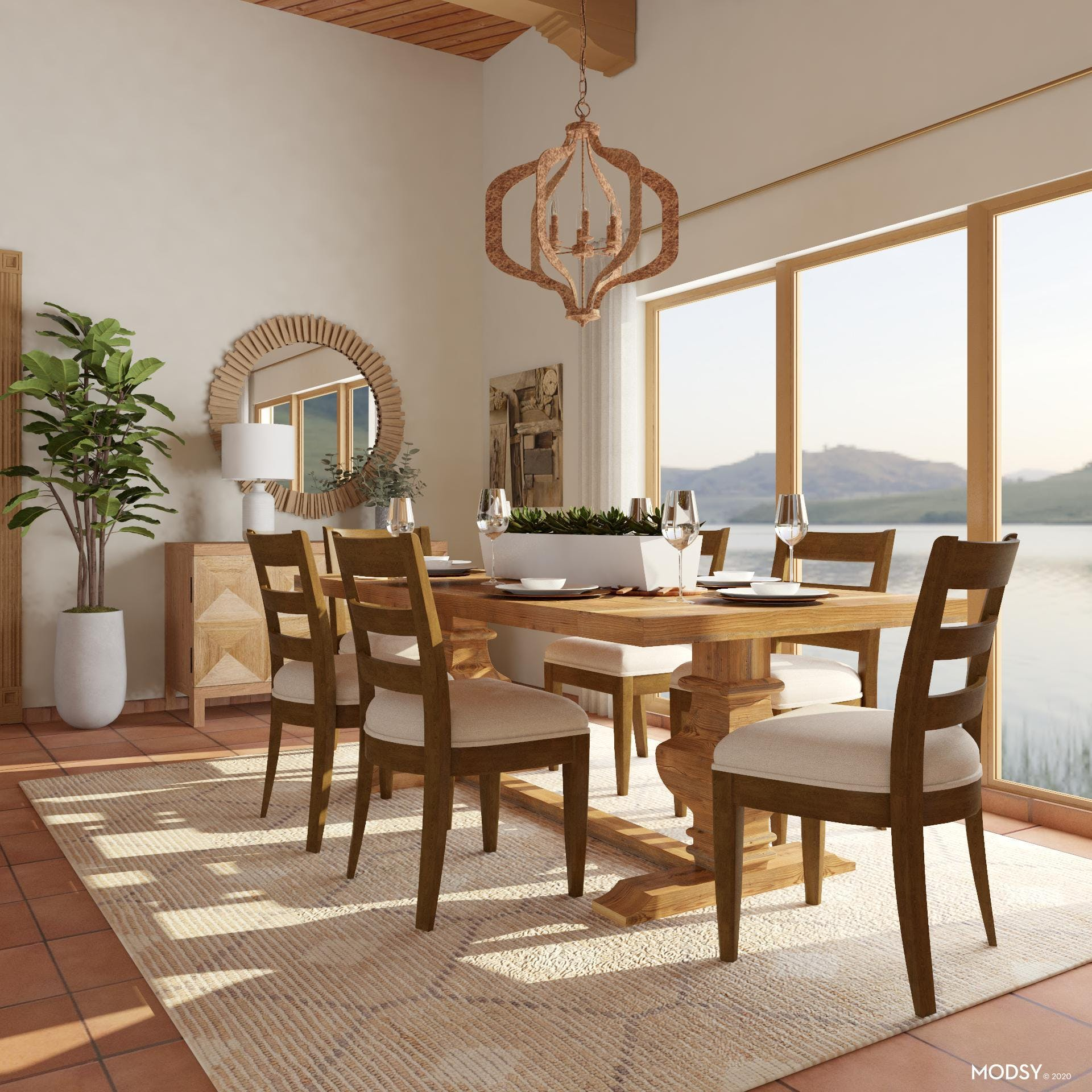 Rustic Dining Where Pets Are Welcome