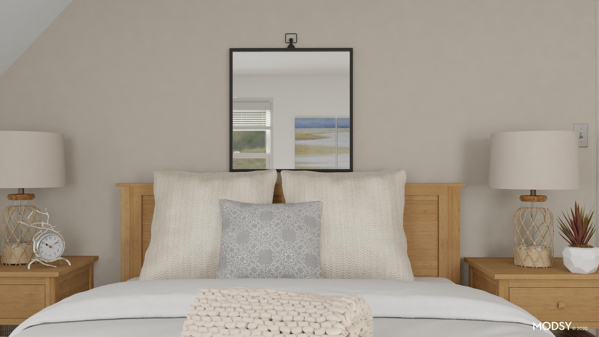 The Style Of A Contemporary Bedroom