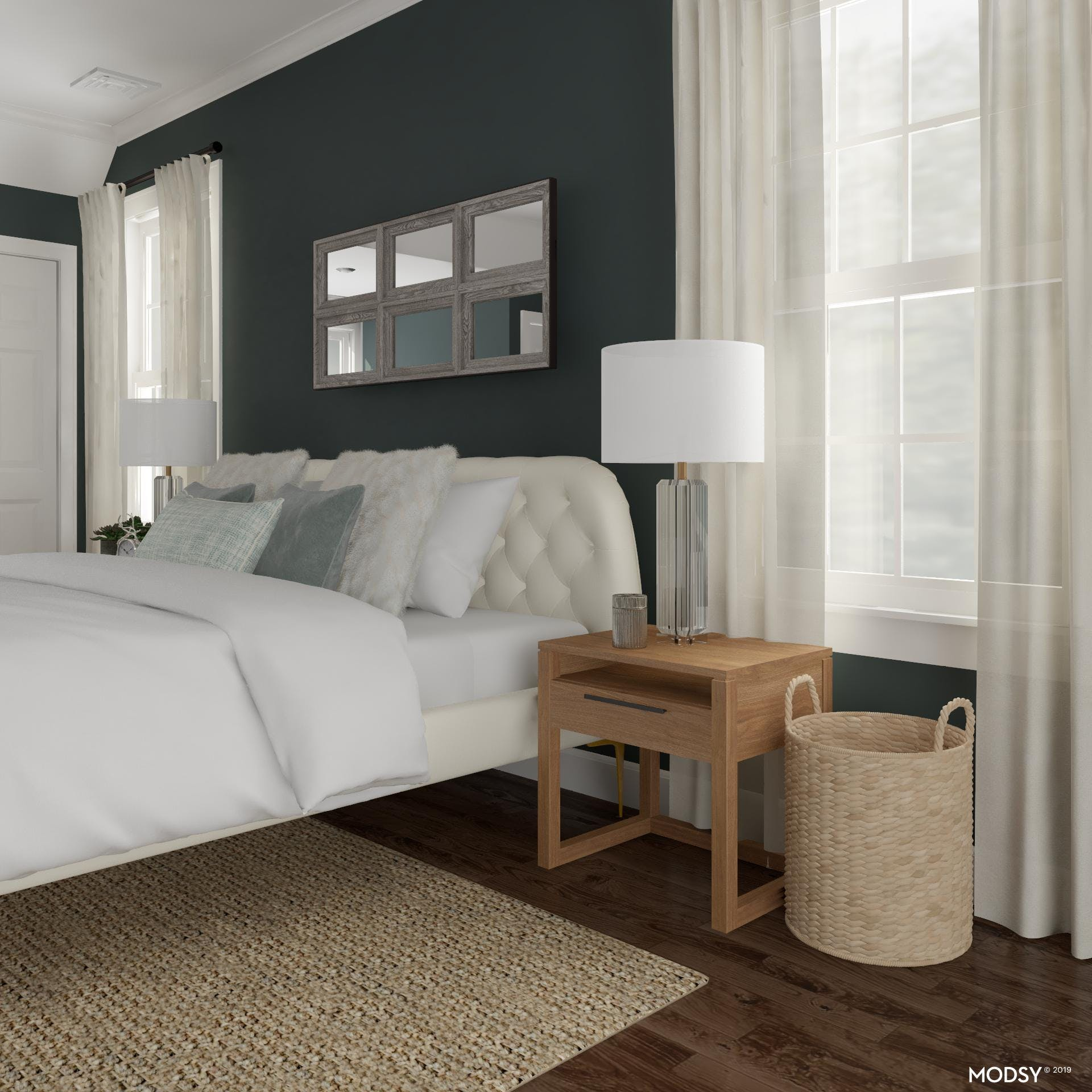 How to Make Your Master Bedroom Feel Bigger