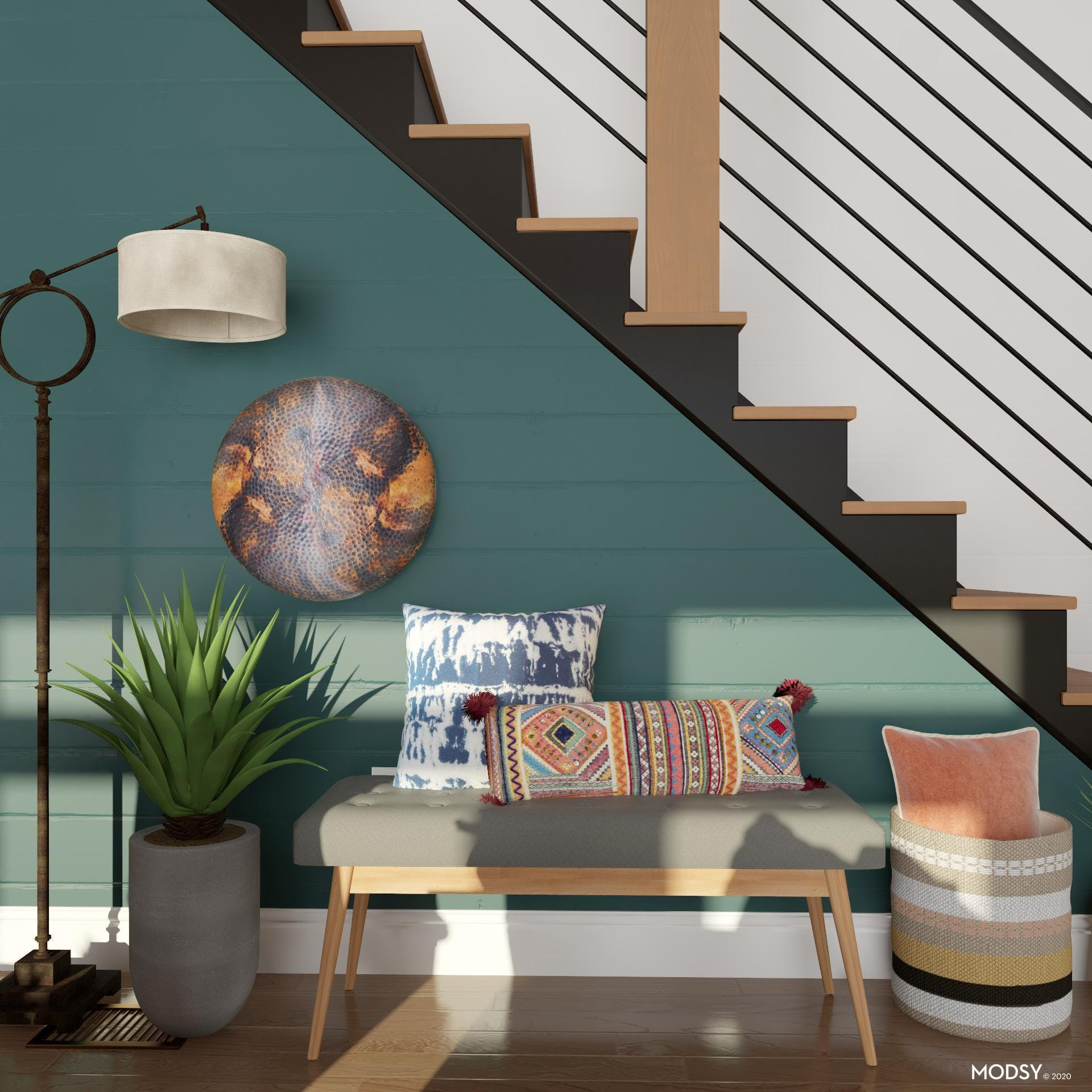 Staircases: Designing At An Angle