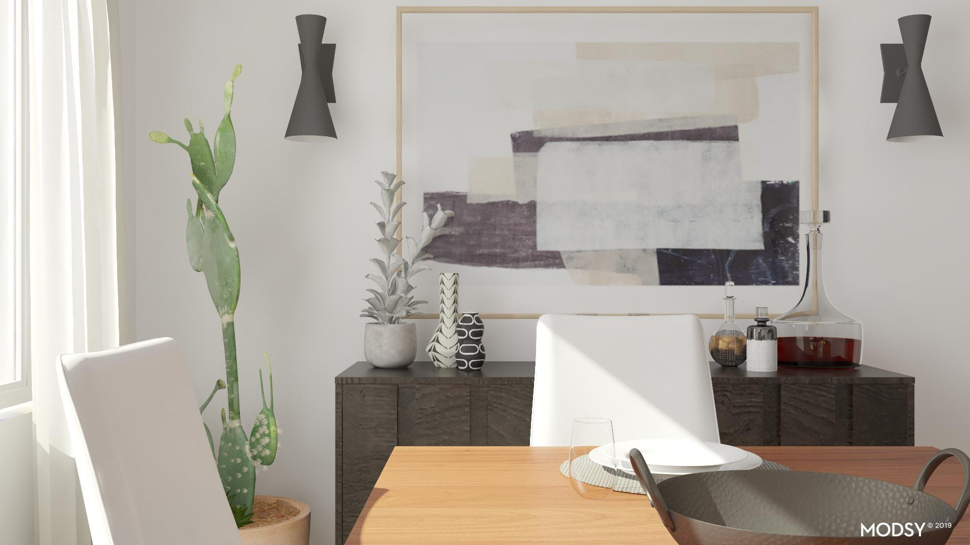 Styling Your Mid-Century Modern Dining Room