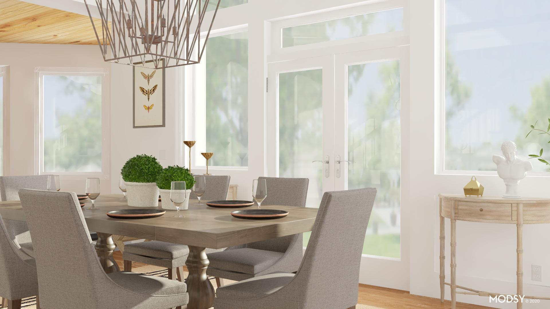 Sit And Stay A While: Dining Seating