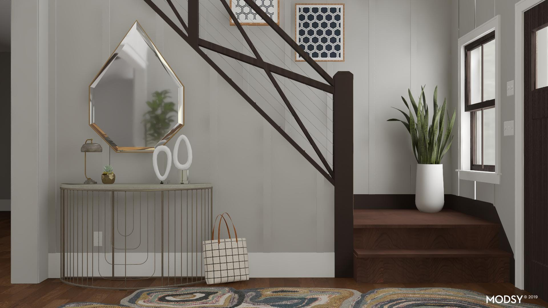 Earthy and Industrial Entry