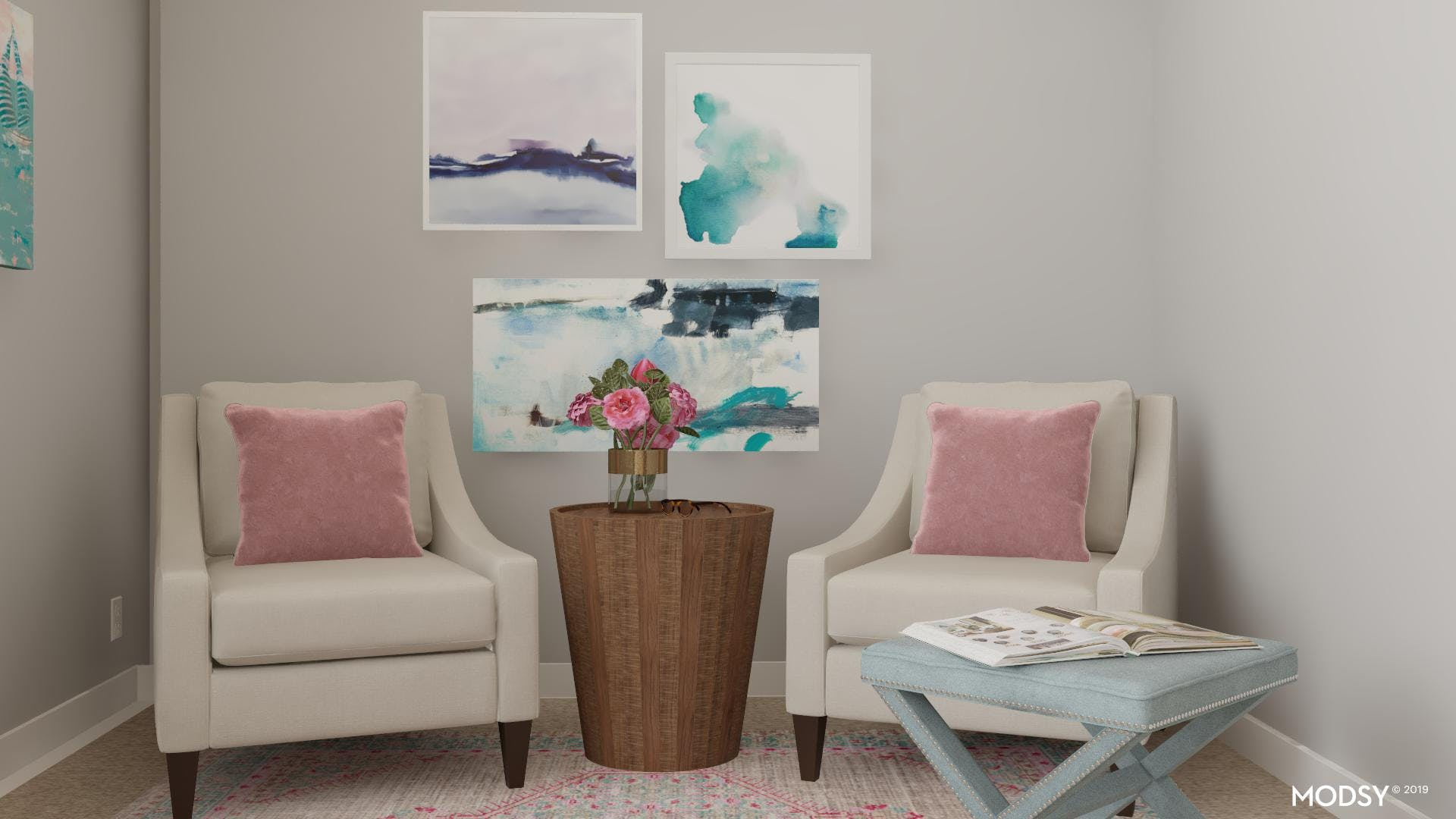 Guest Room Extras: Seating