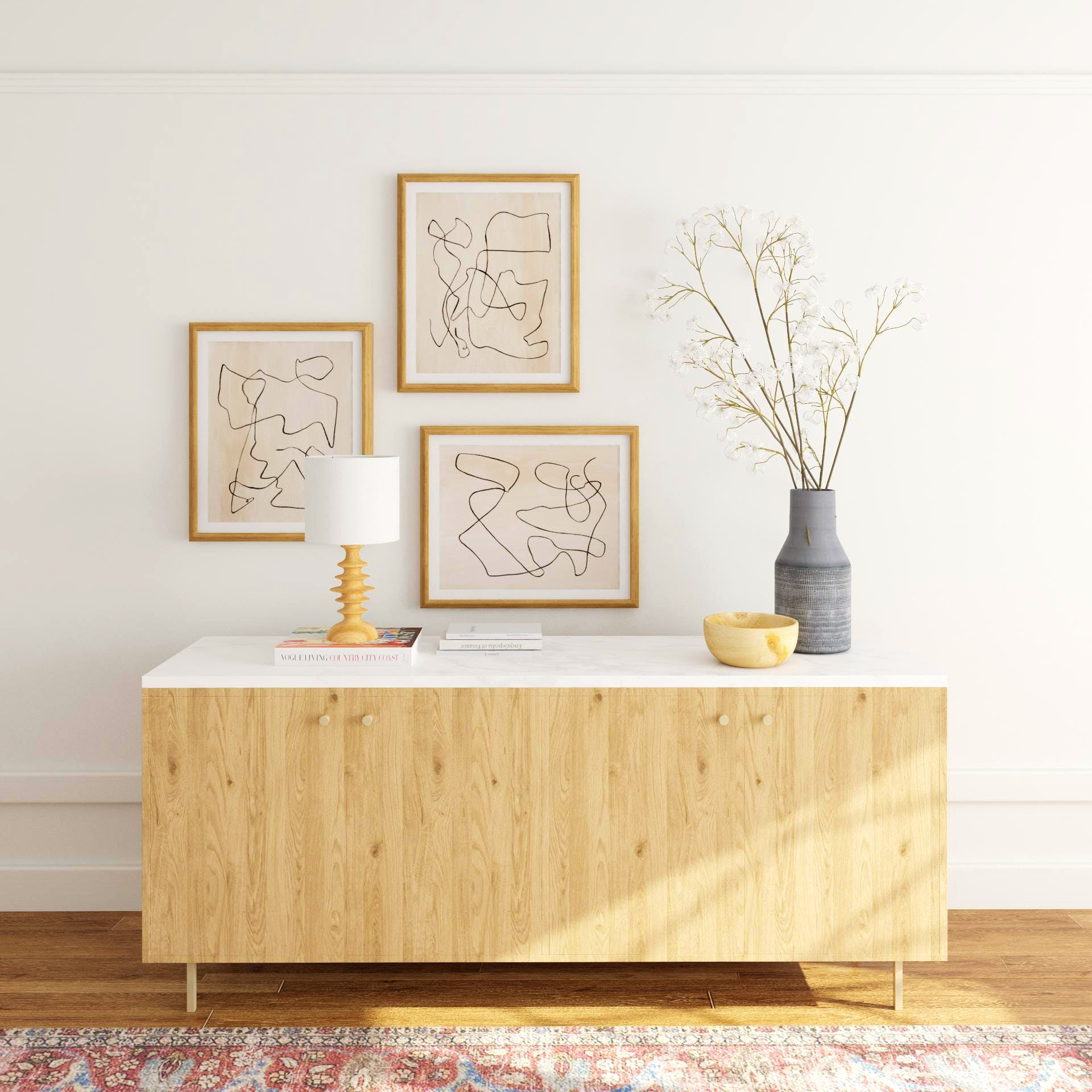 Balancing Act: Matching Your Art and Furniture