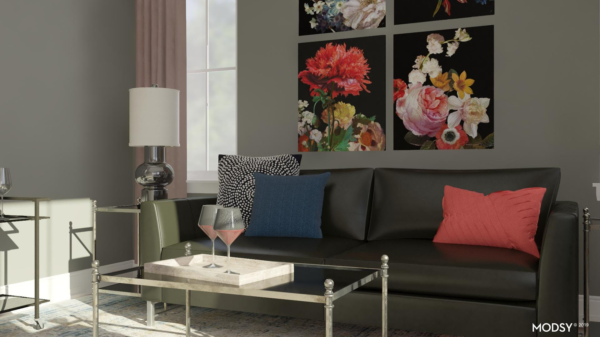 Bright Colors For Entertaining