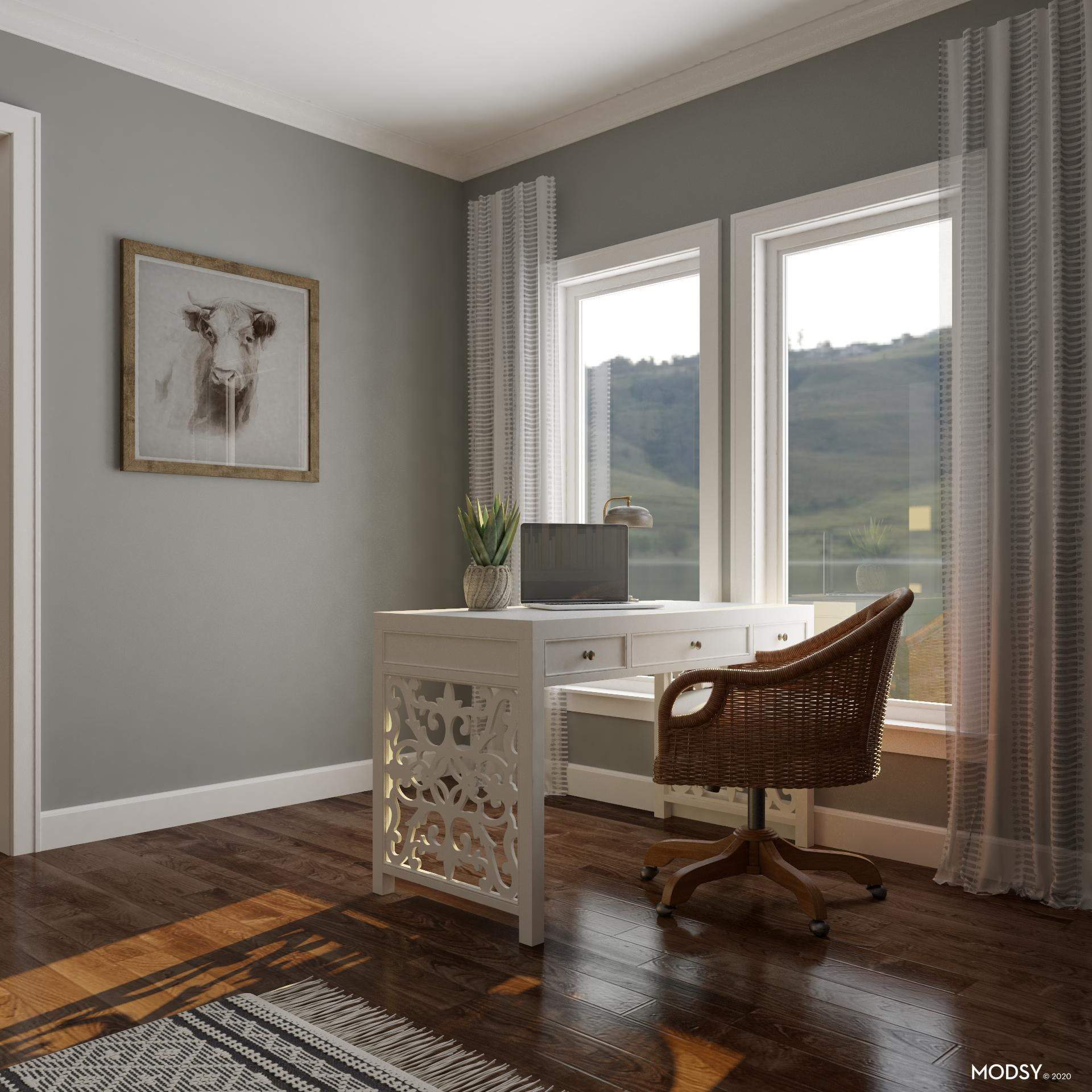 Pastoral Simplicity: Office