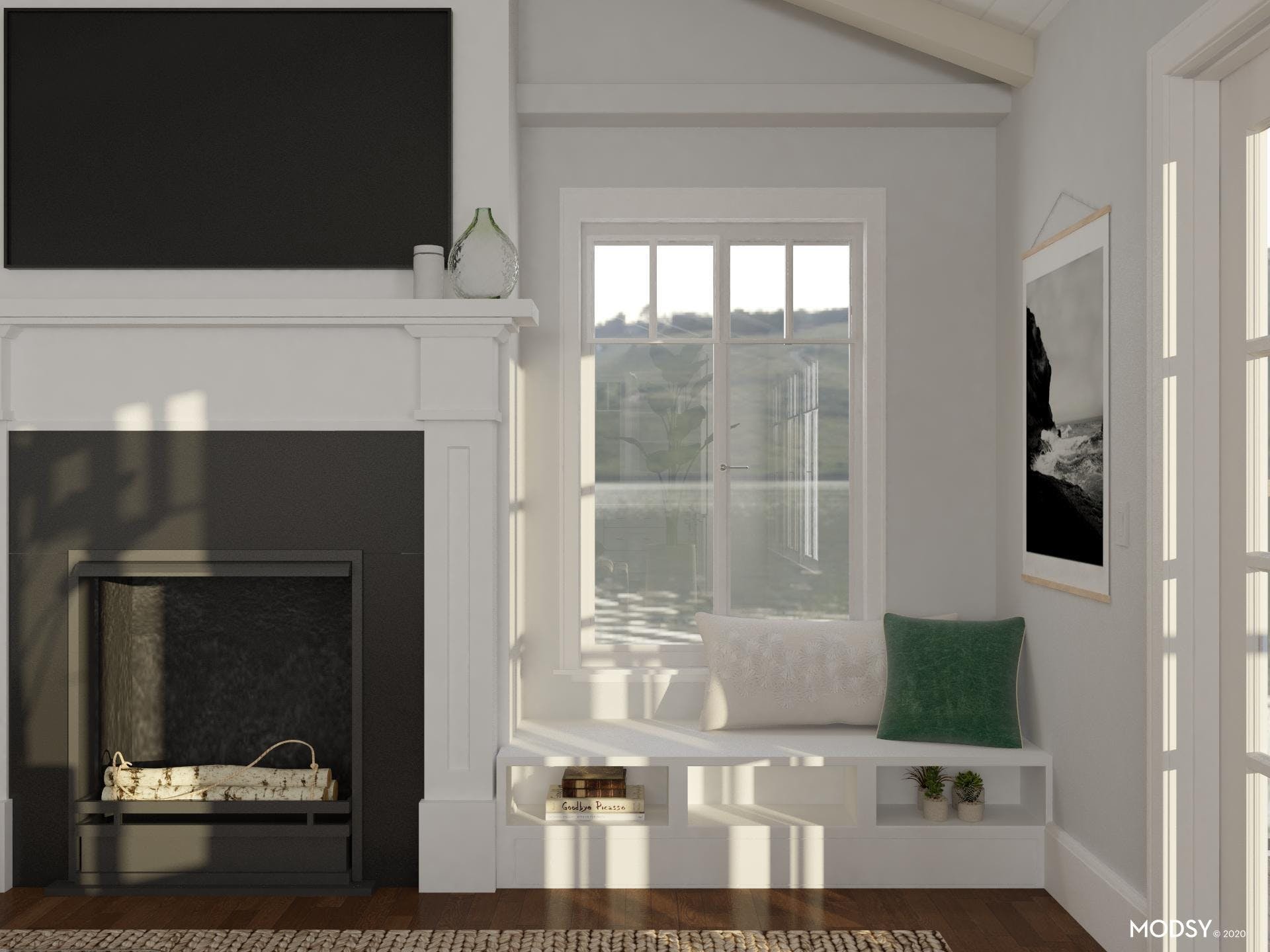 Built-ins and Storage Space