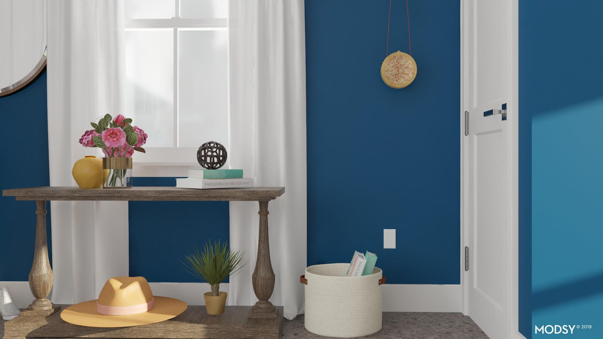 Styling Bright Multi-Color Entry