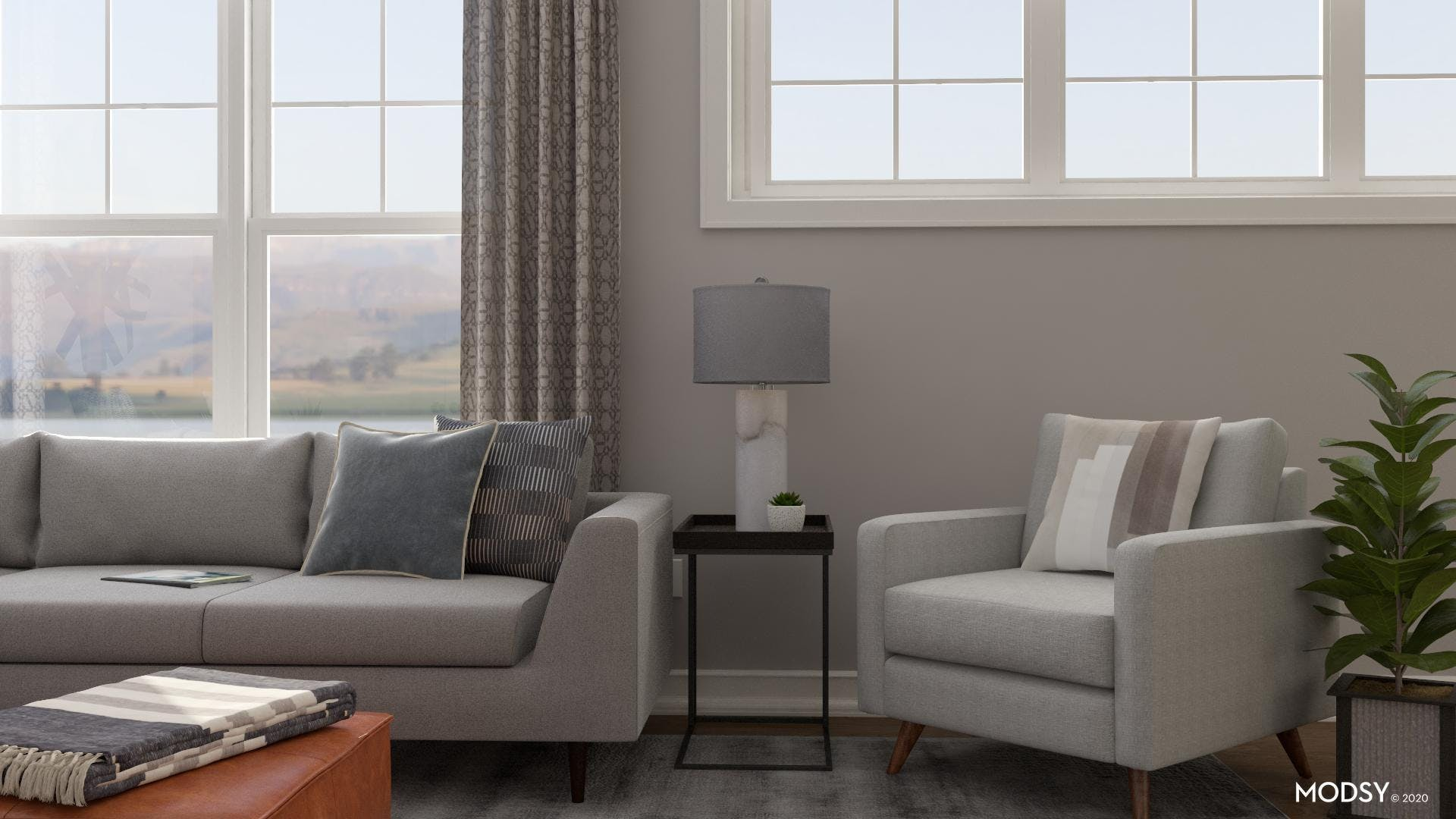 Neutral Territory: Industrial Living
