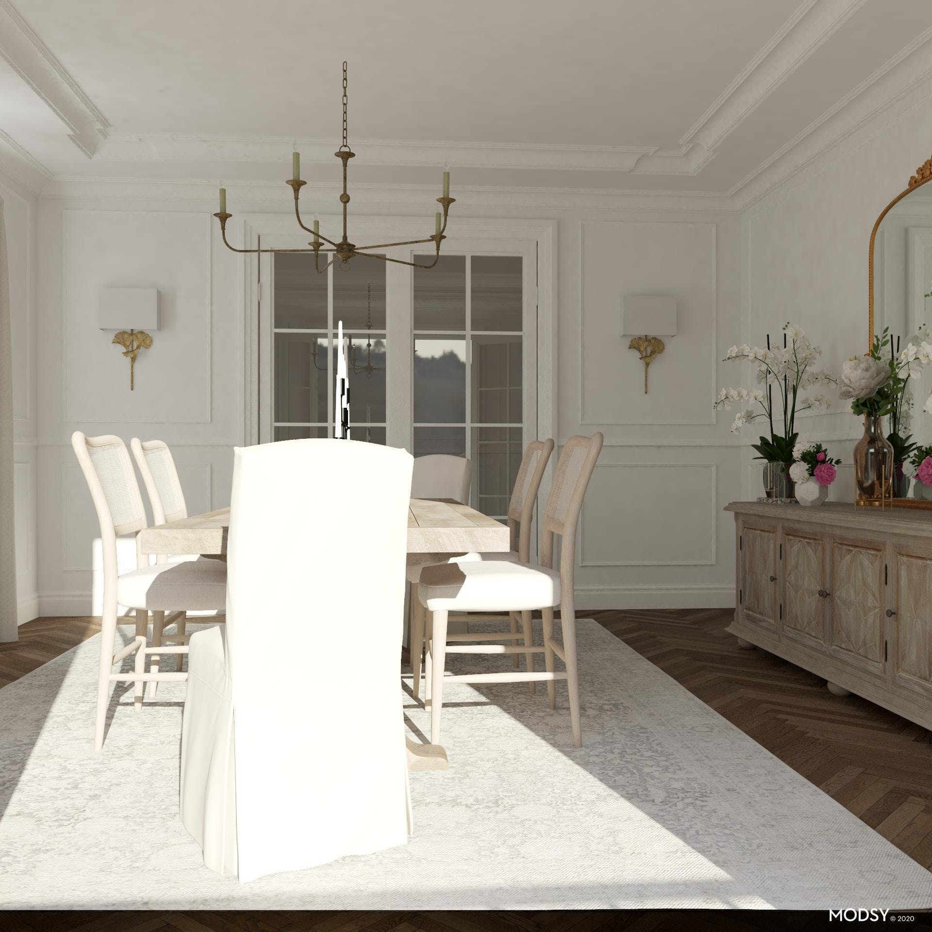 Timeless Tradition: Dining Room Design