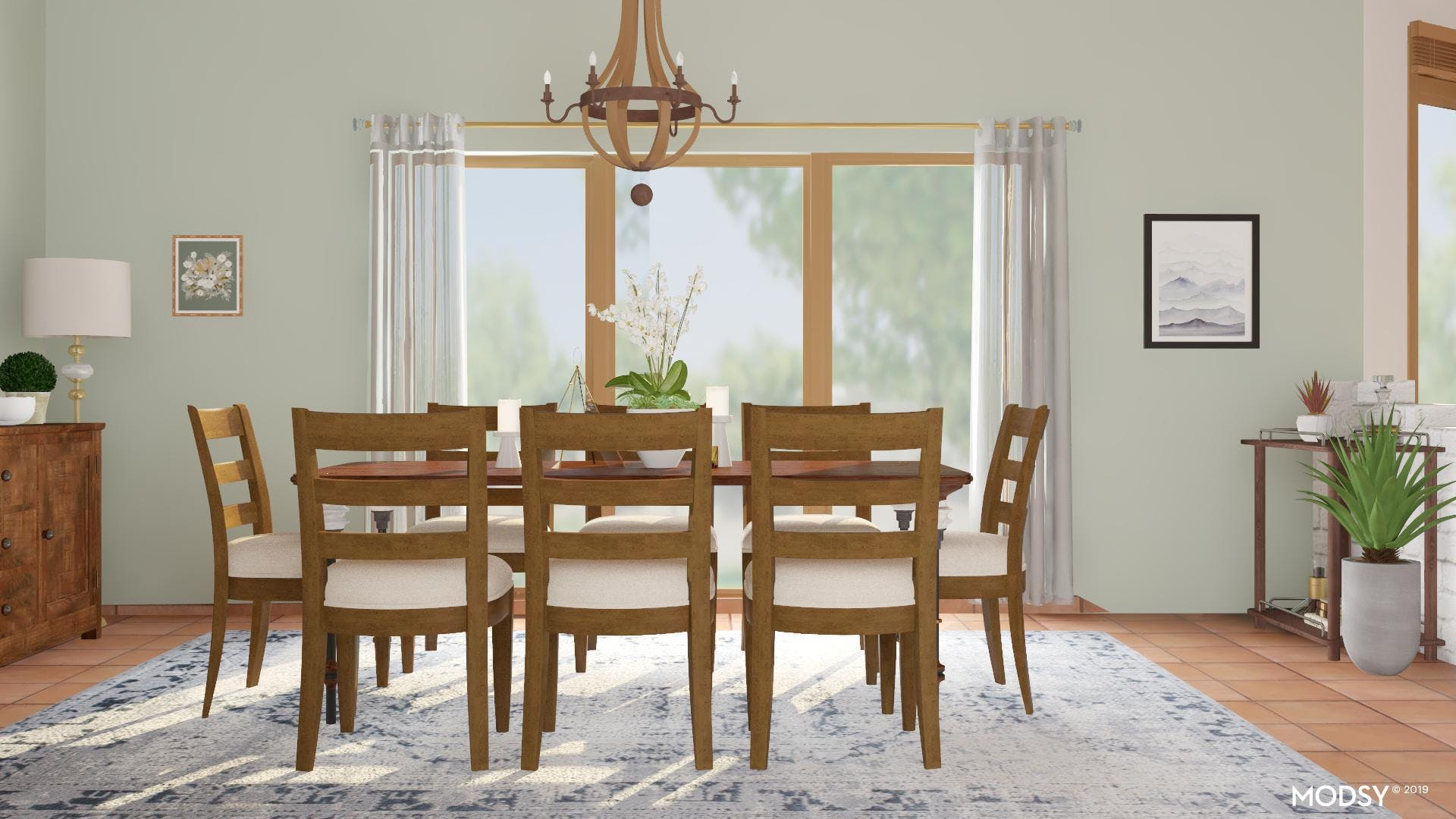 Transformable Dining