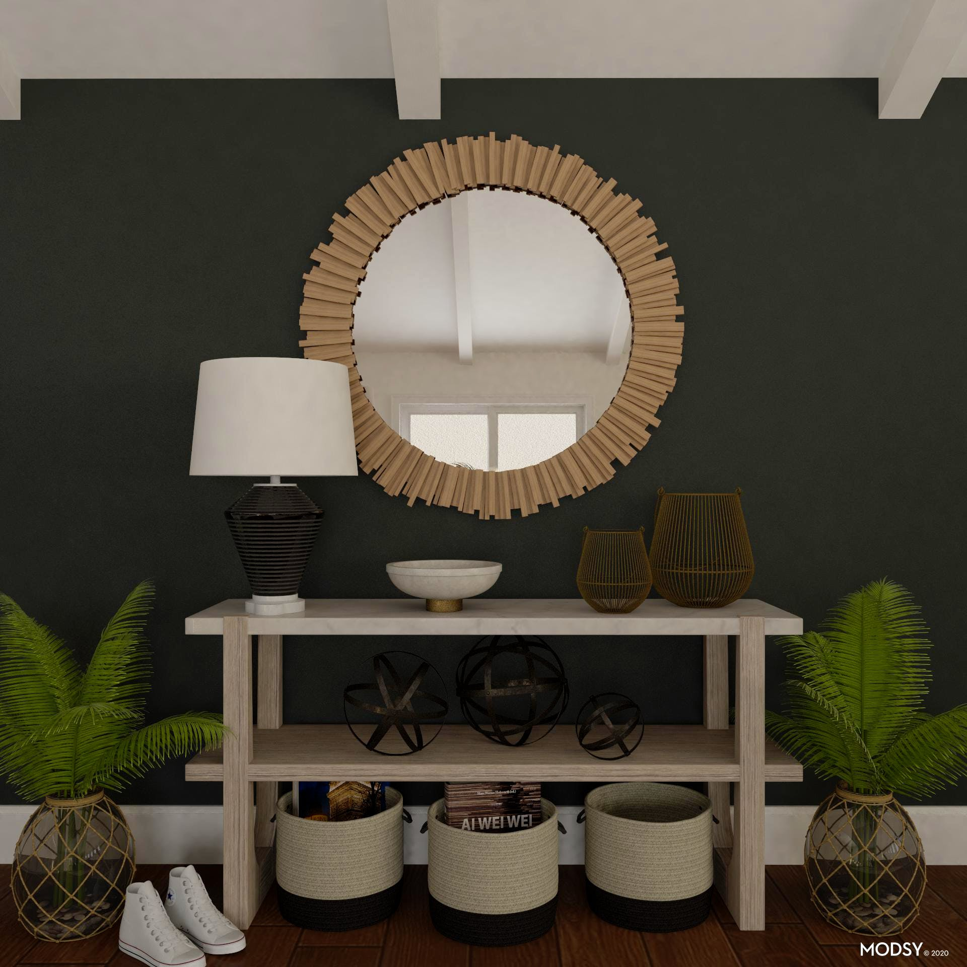 The Coast: Console Table